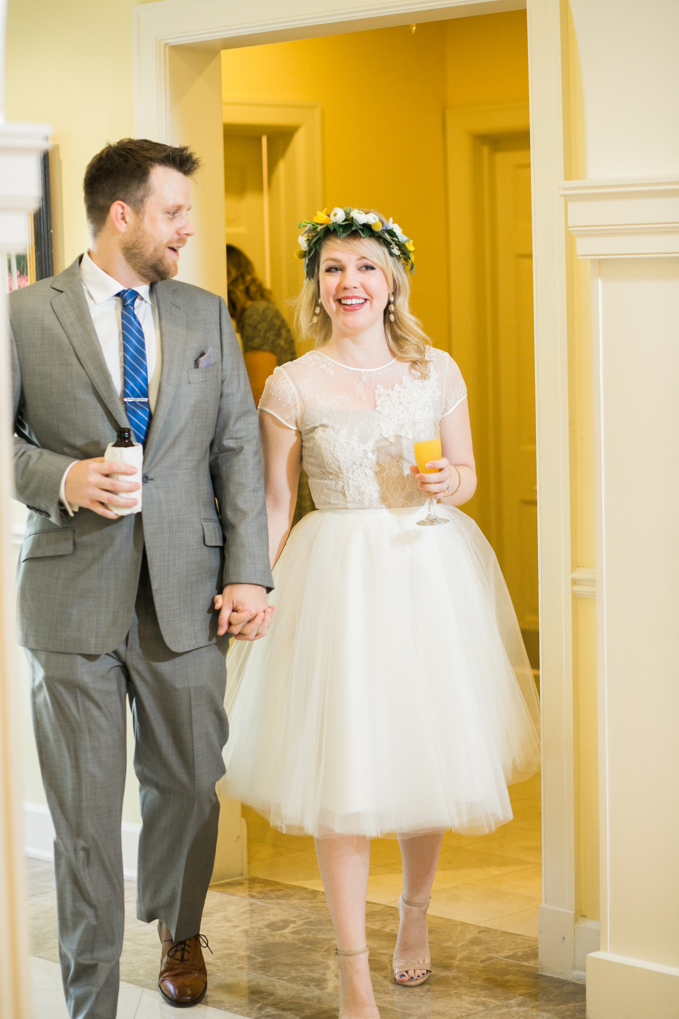 May Day Brunch Reception at Arlington Hall - Refined Romance Events