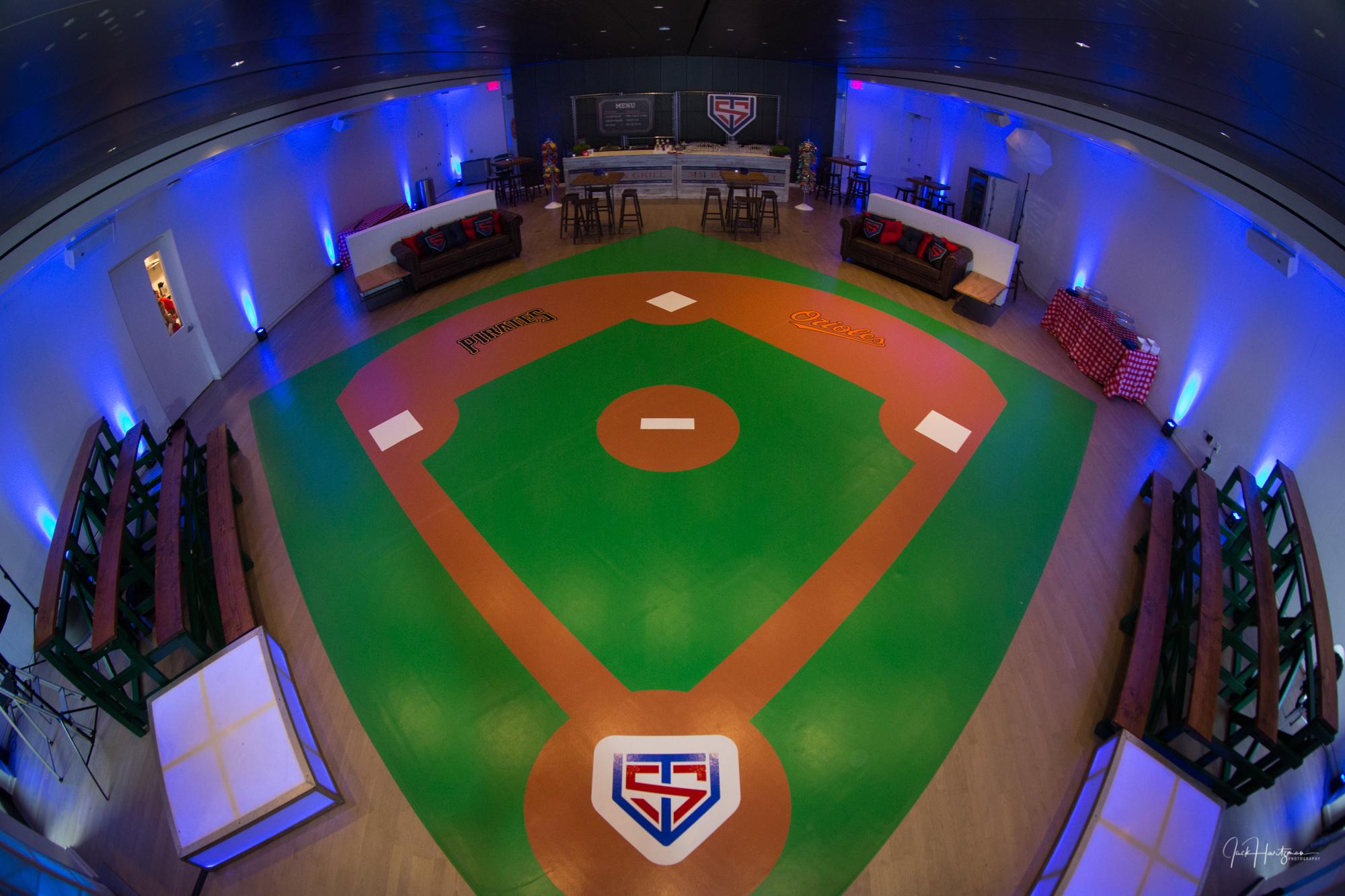 Ballpark to the Ballroom - iSparkleEvents