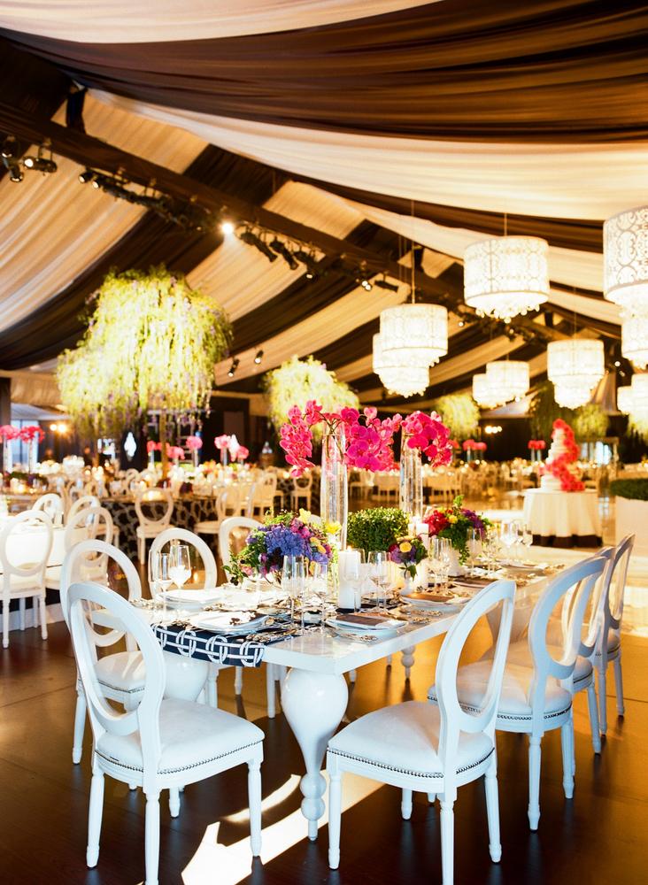 Tented Estate Summer Wedding In Barrington Hills - Bliss Weddings & Events