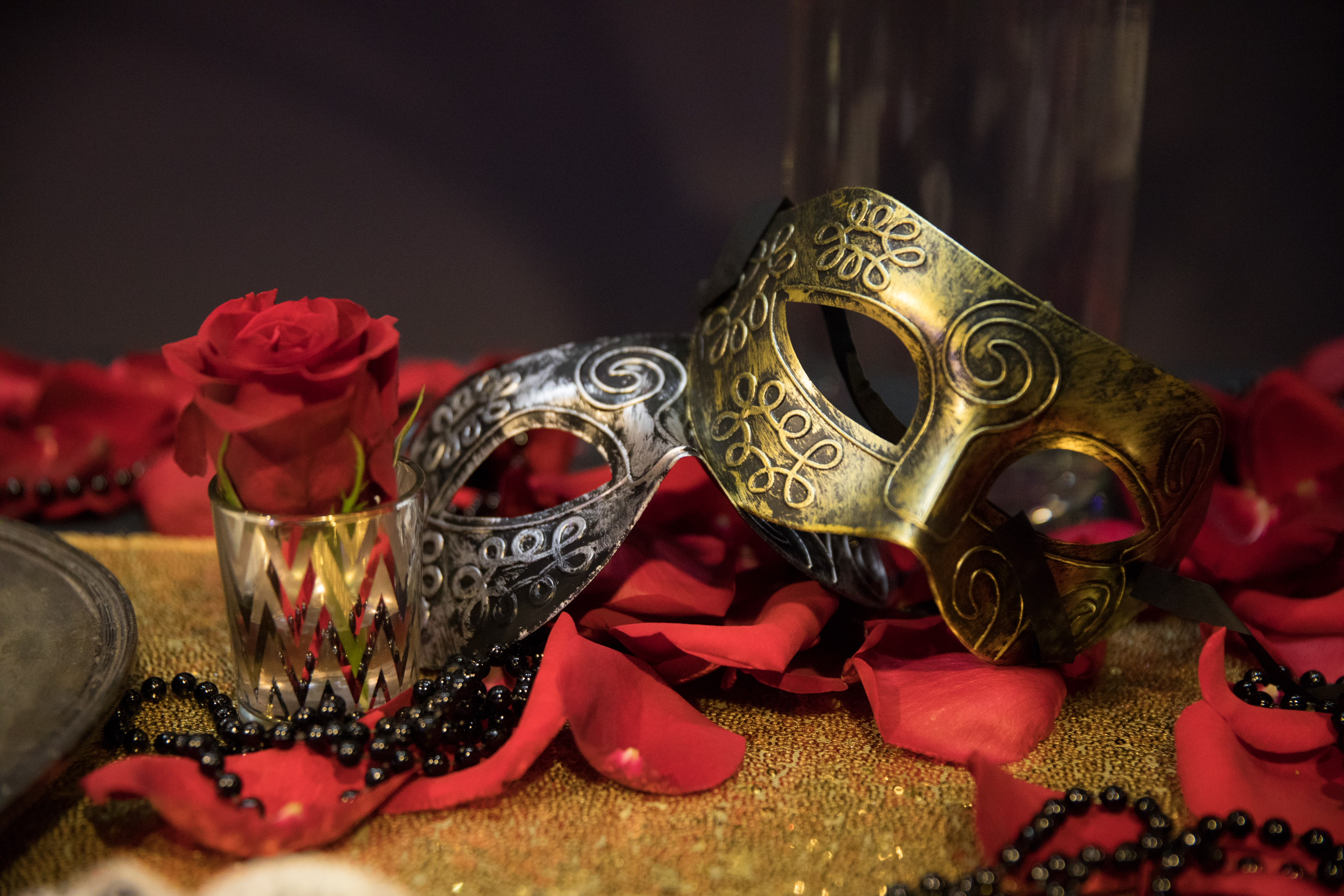 AT Last Events Chicago: A Masquerade Ball - Mayne Stage