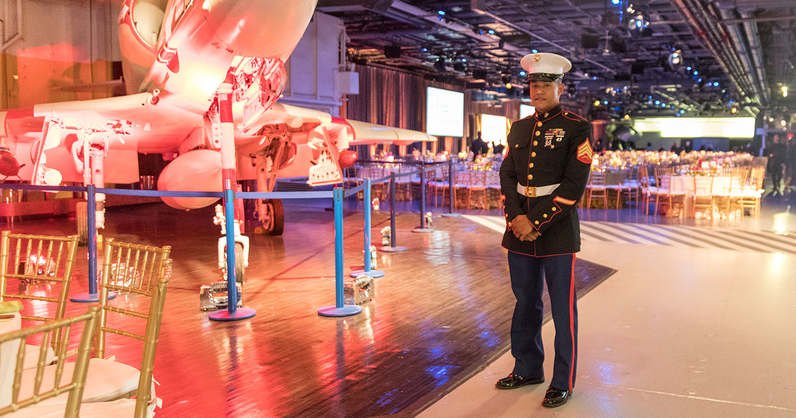 Salute To Freedom Gala - Intrepid Sea, Air & Space Museum - Frost Productions