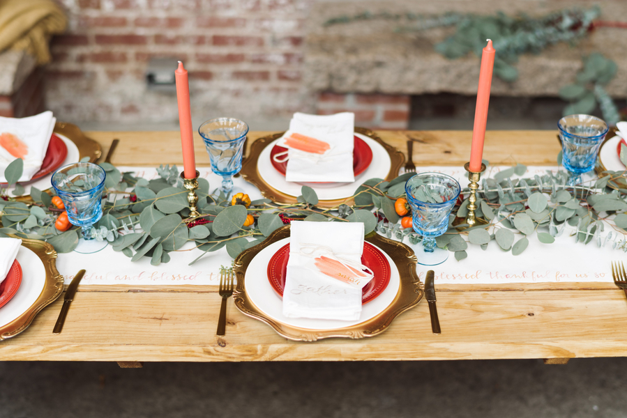 Friendsgiving - Magnolia Grove Weddings and Events