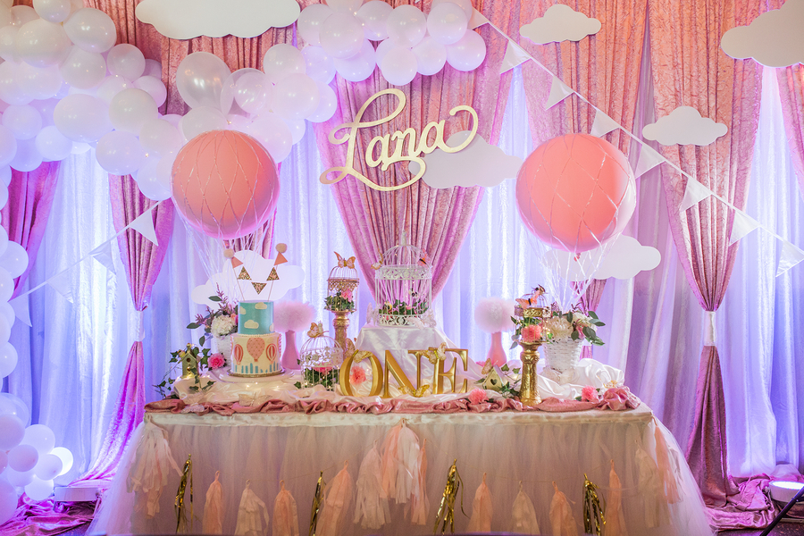 Lana's First Birthday - Jamie Lucido Photography