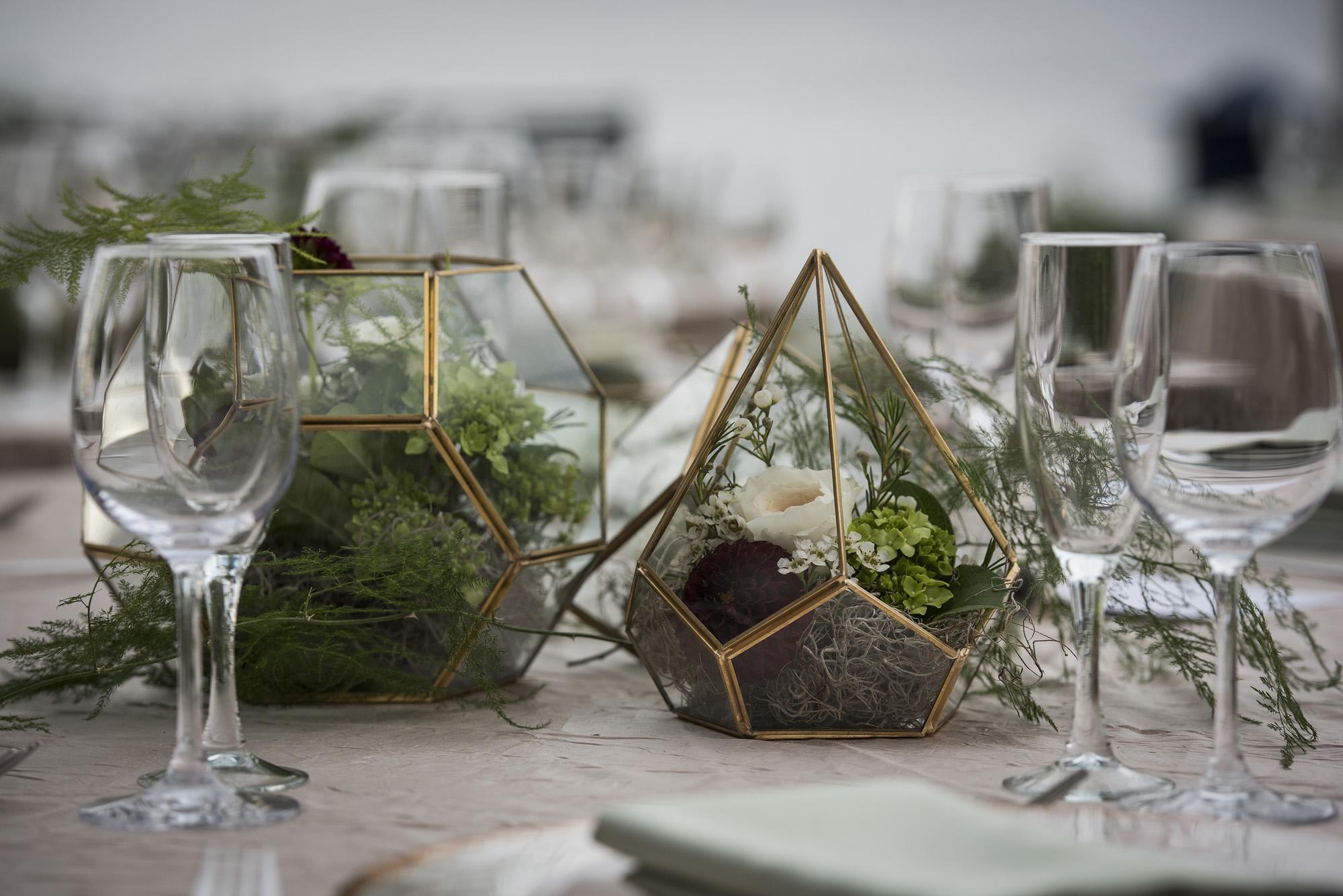 Tented Garden Wedding - Creative Coverings