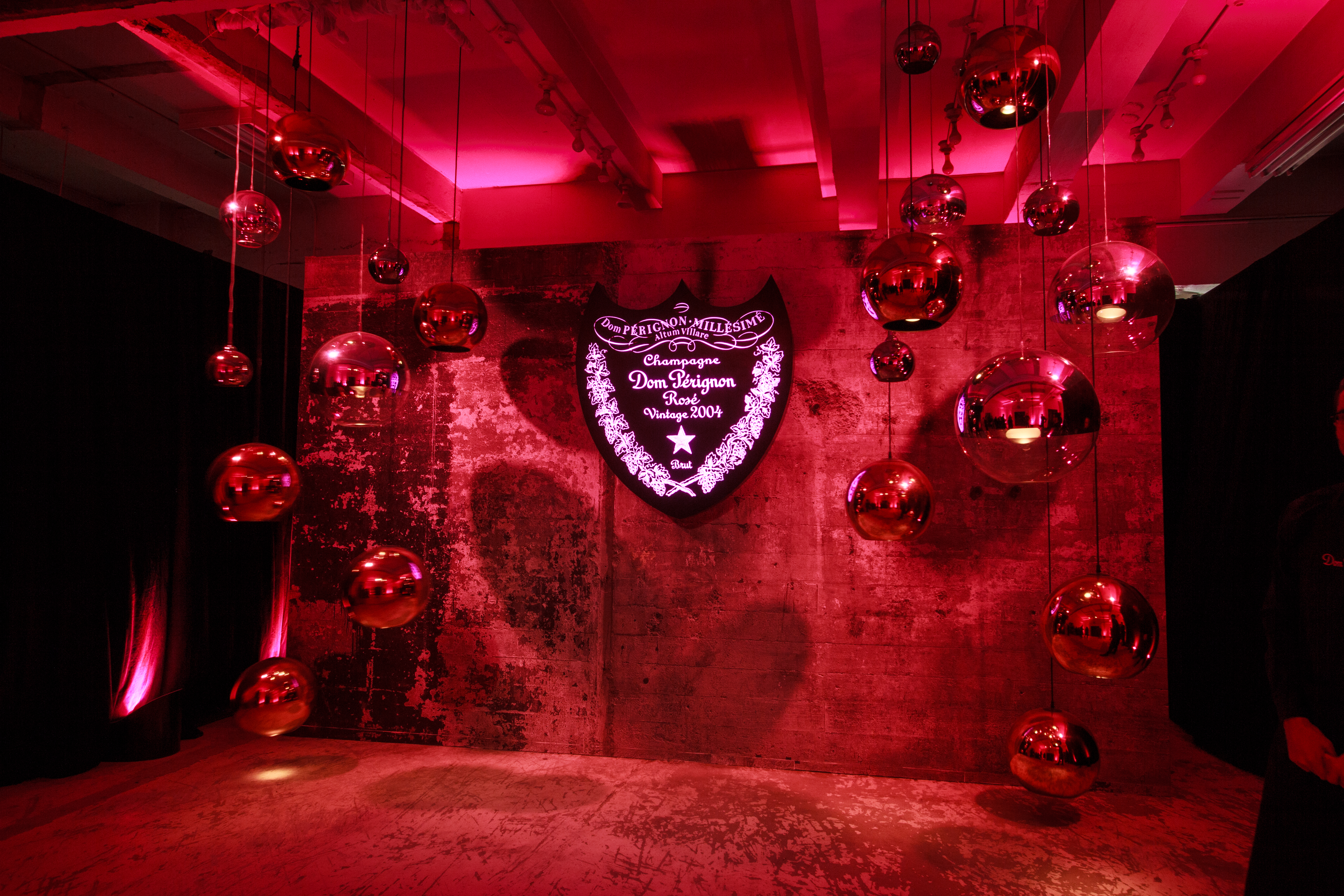Dom Perignon Rose Launch with Olivier Cheng - LEVY | NYC