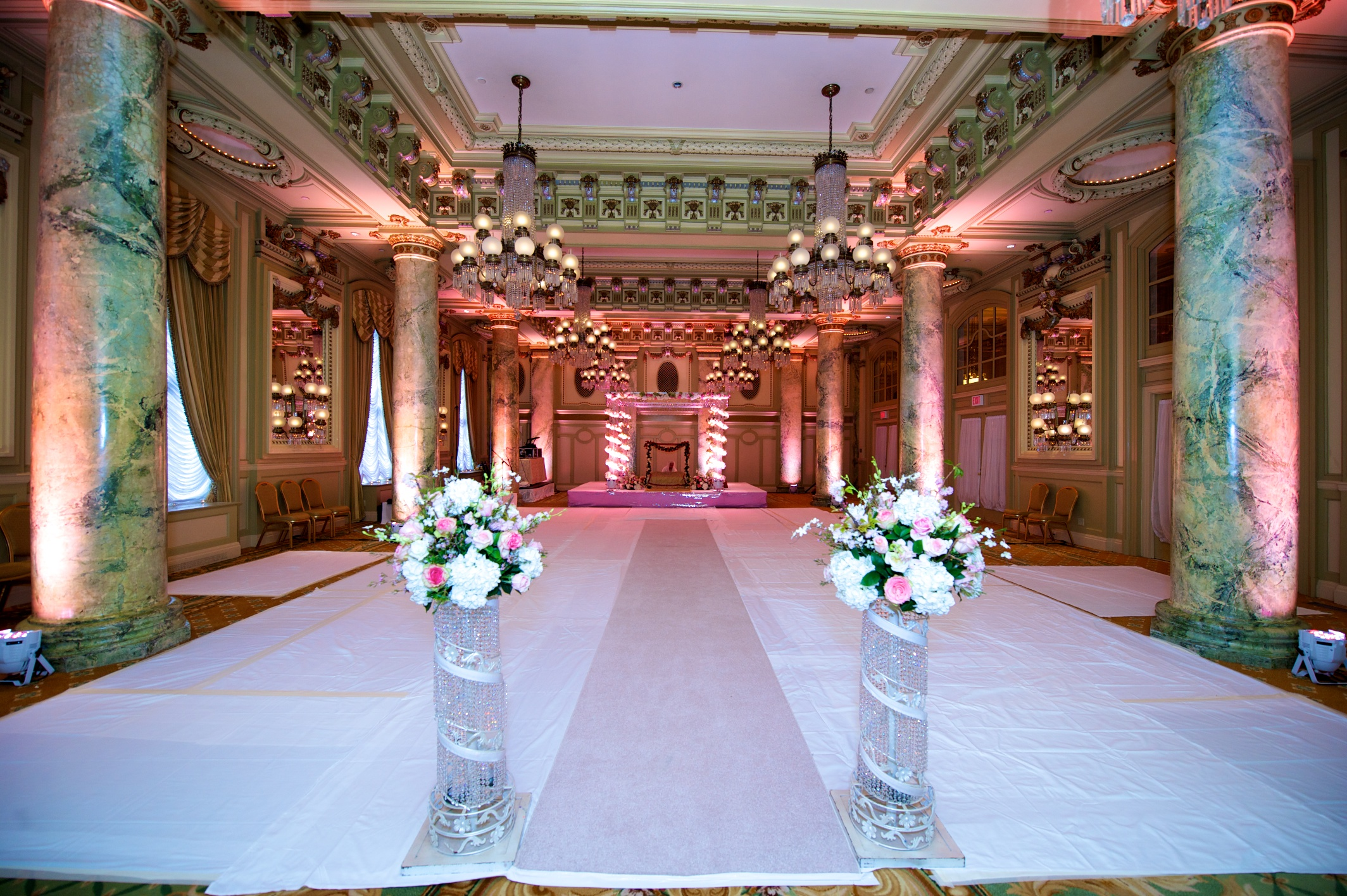 Traditional Sikh and Gujarati Wedding - Malenia Events & Design
