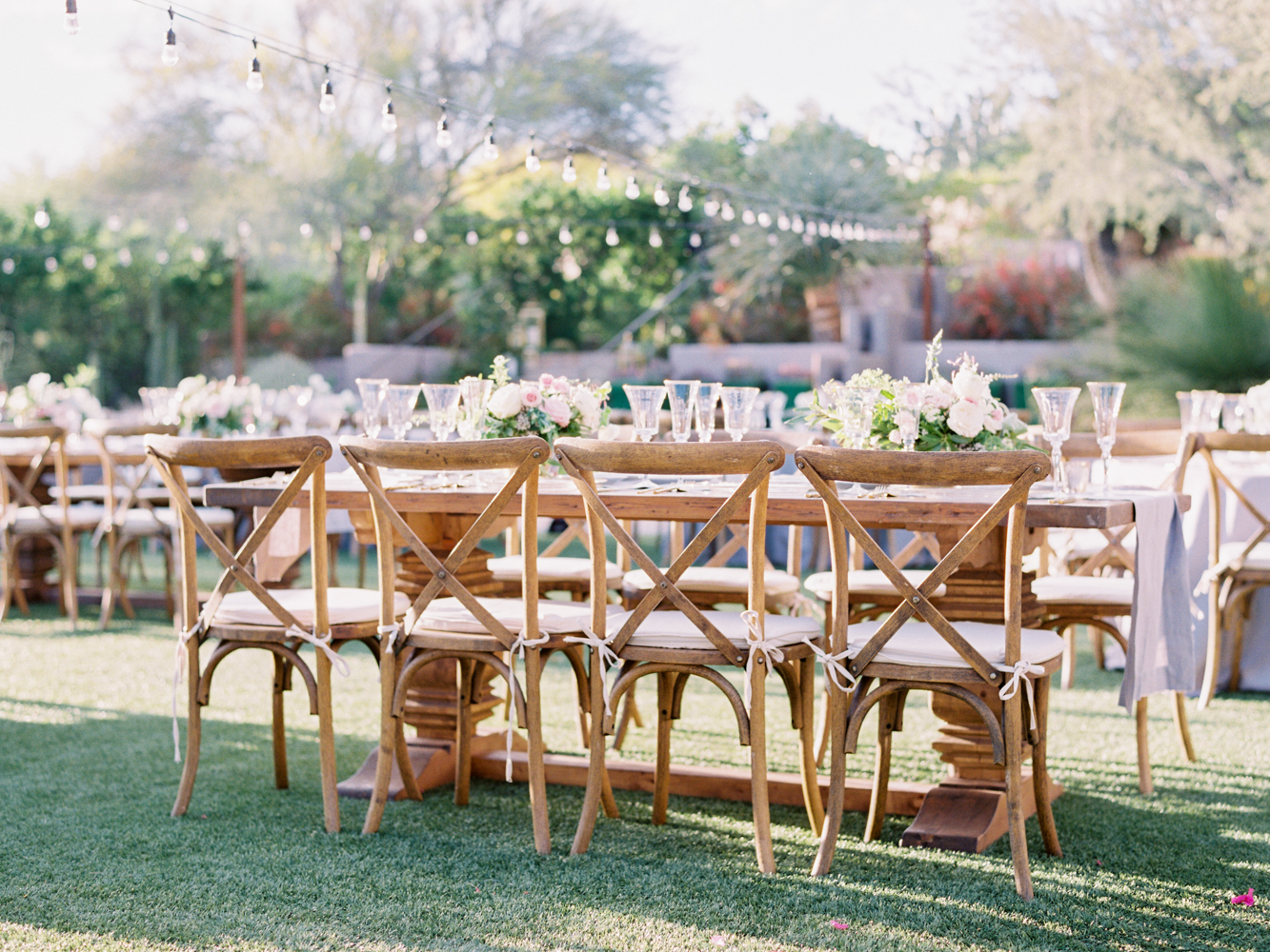 Enchanting Outdoor Wedding - Imoni Events