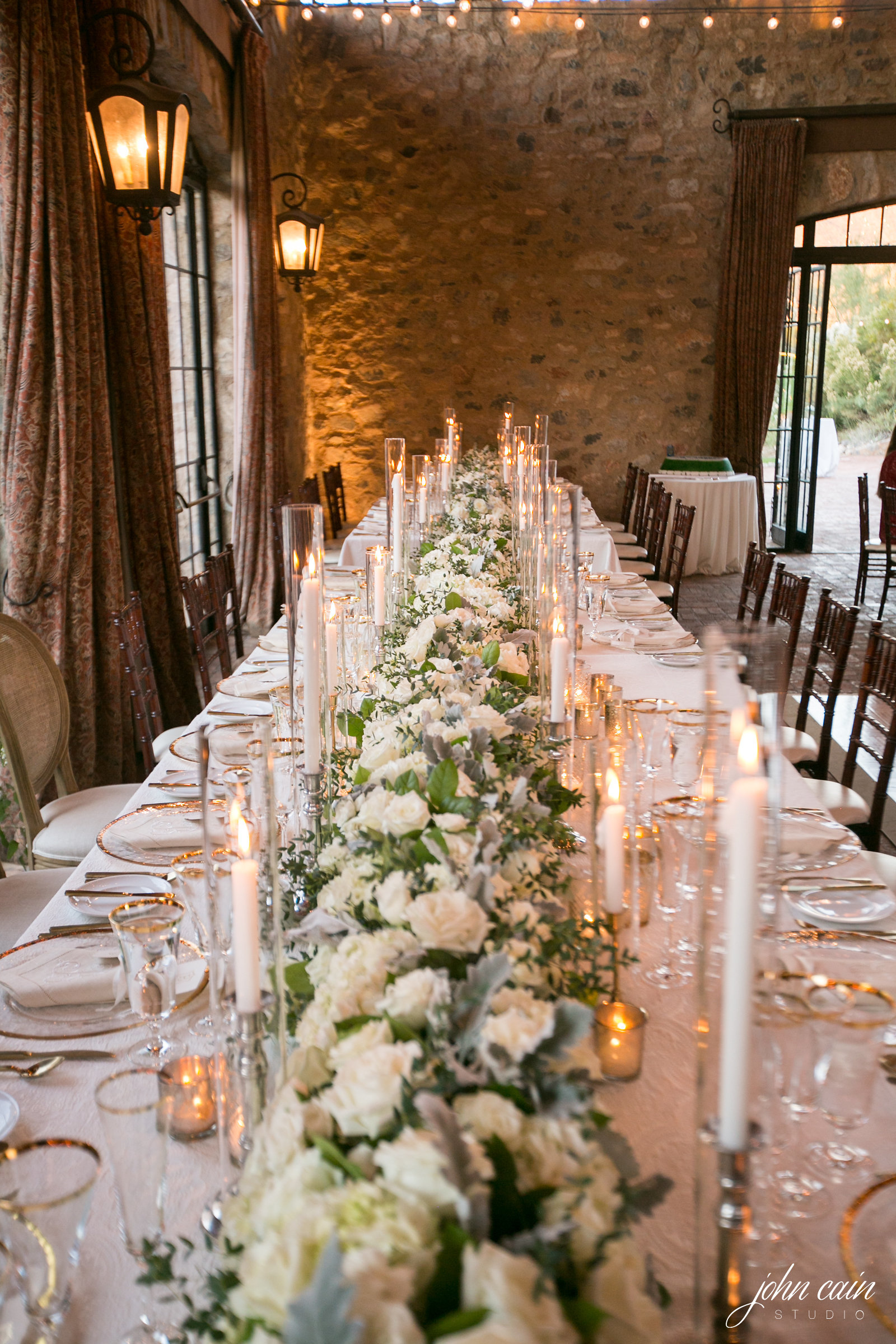 Romantic Fall Wedding - Imoni Events