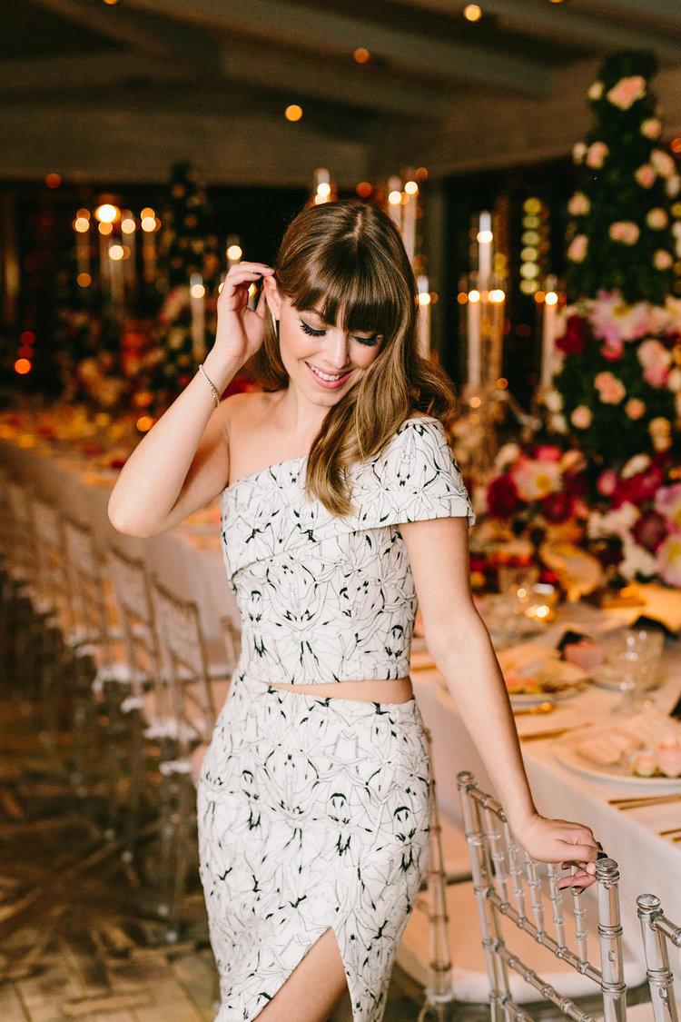 A Glamorous 30th Birthday Fete - Encore | Leslie Kaplan Event Design