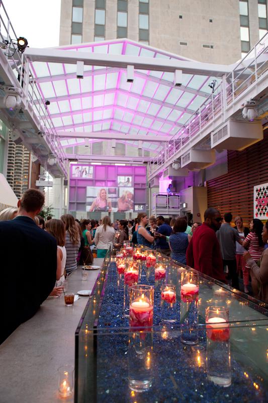 POPSUGAR Chicago Launch - Paulette Wolf Events
