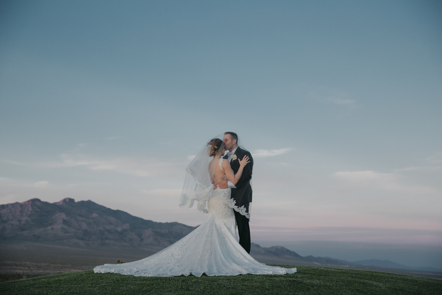 Glamorous Country Club Wedding - Stephen Salazar Photography