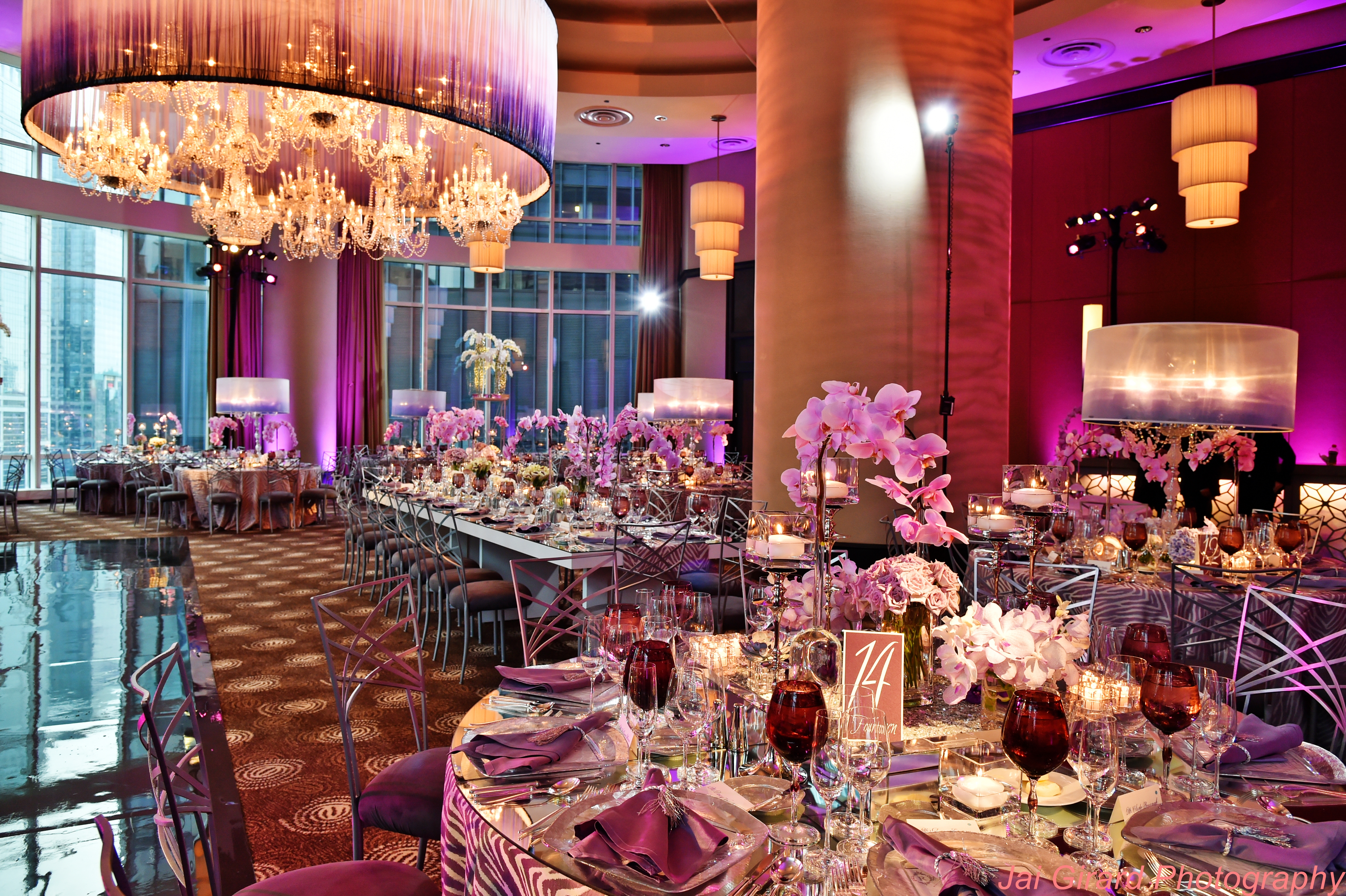 Event at the Trump Hotel Chicago - Jai Girard Photography