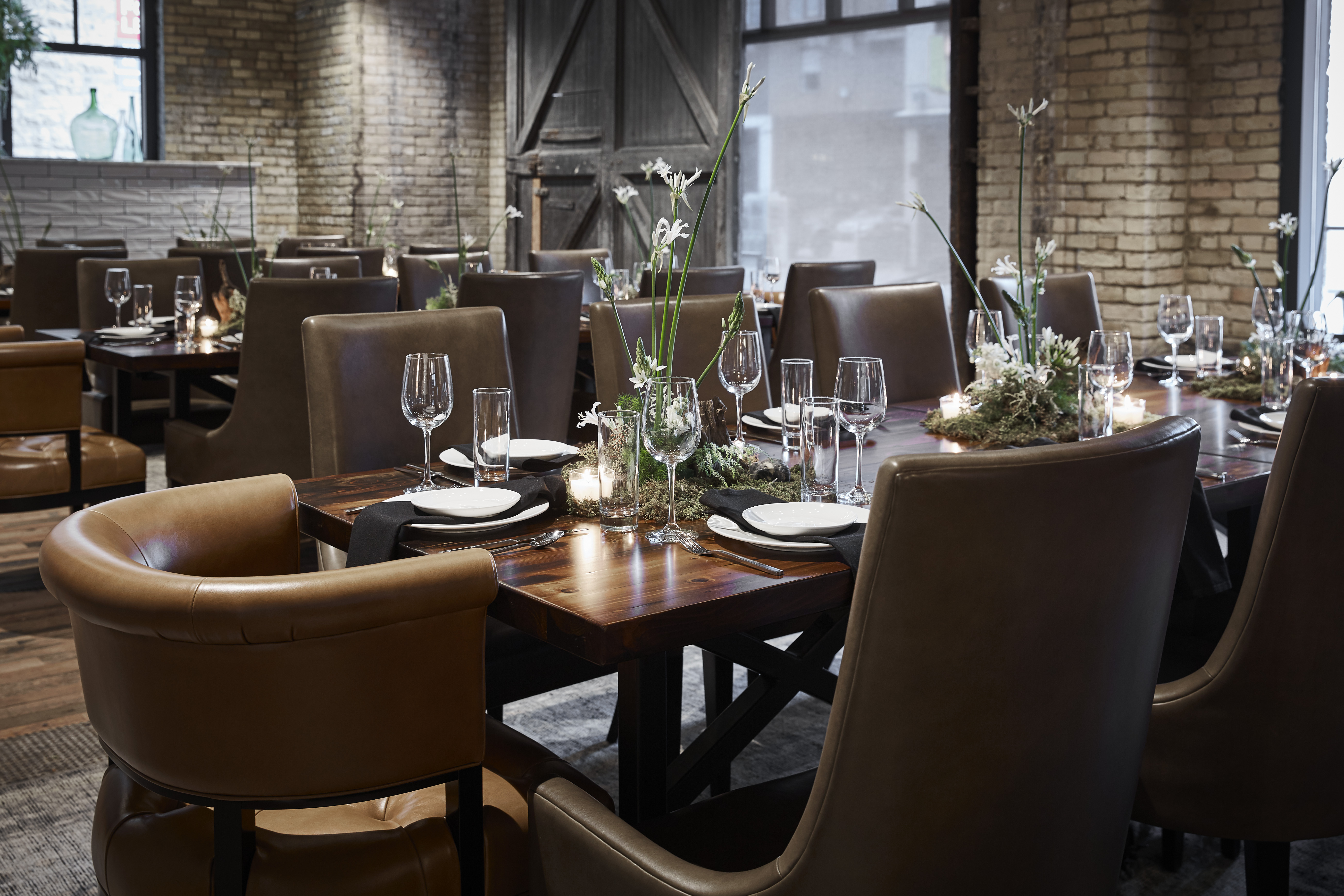 Hewing Hotel The Private Dining Room Partyslate
