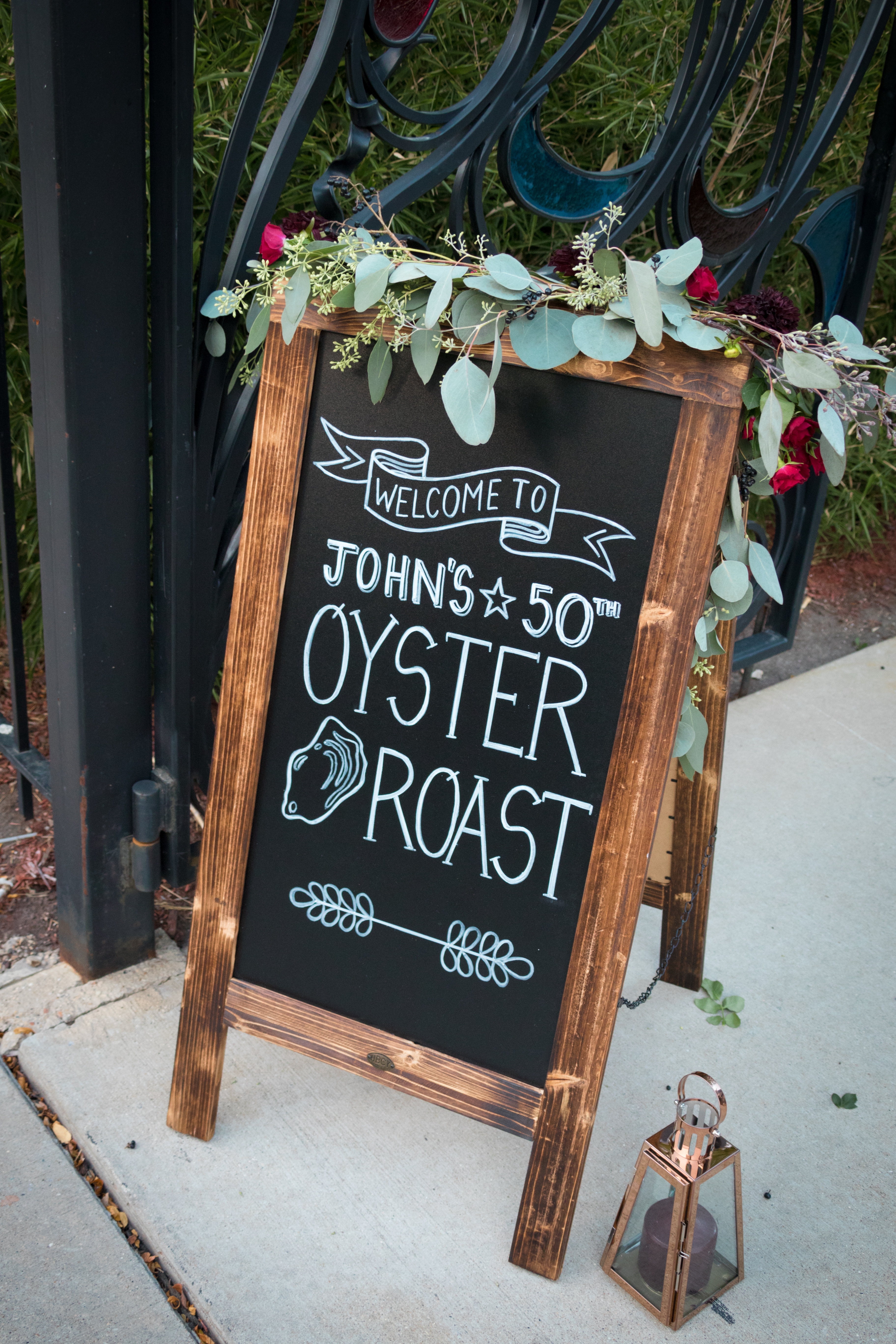 Southern Oyster Roast Party - A Perfect Event