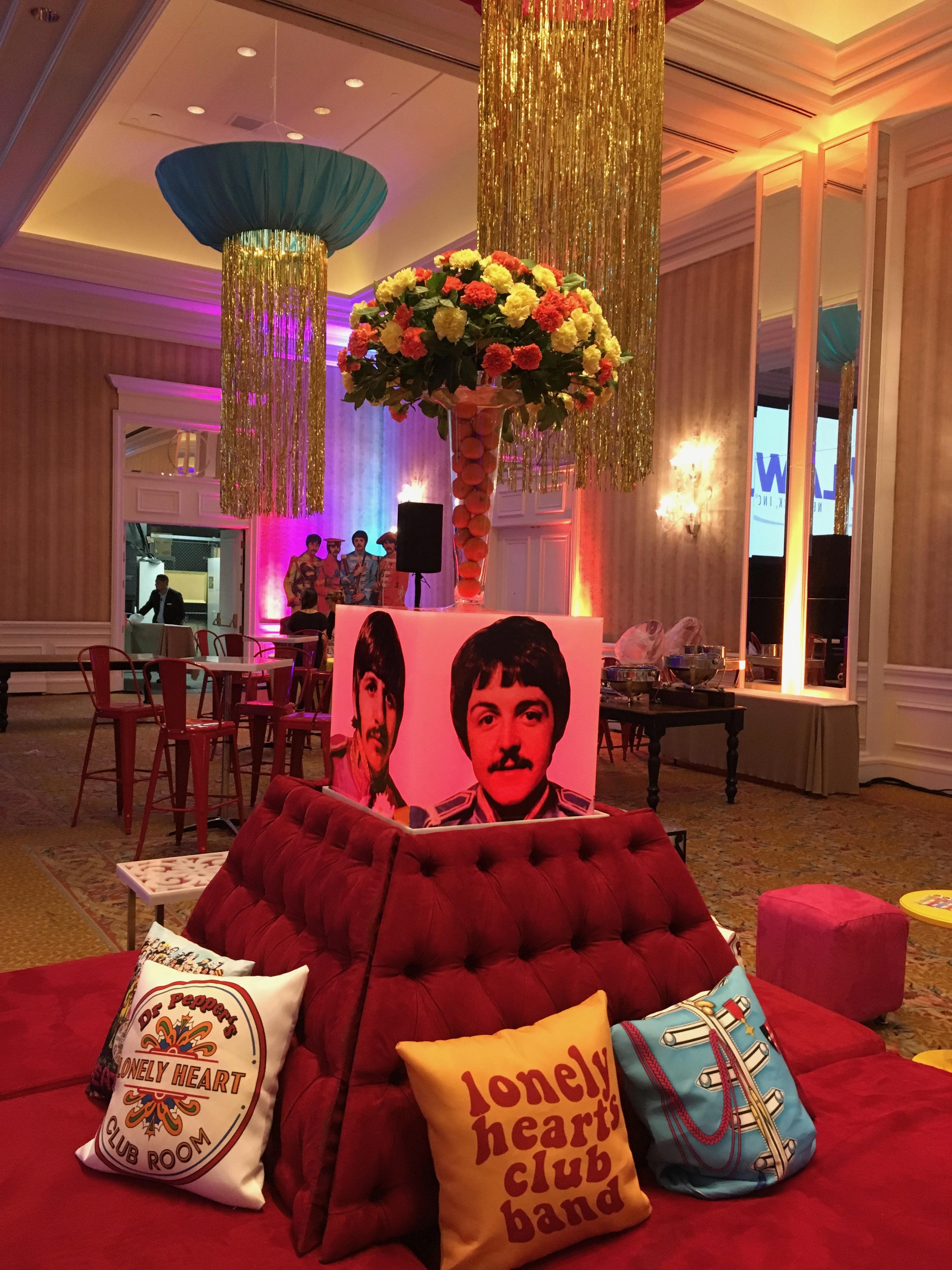 Beatles Tribute - Fox Design Firm