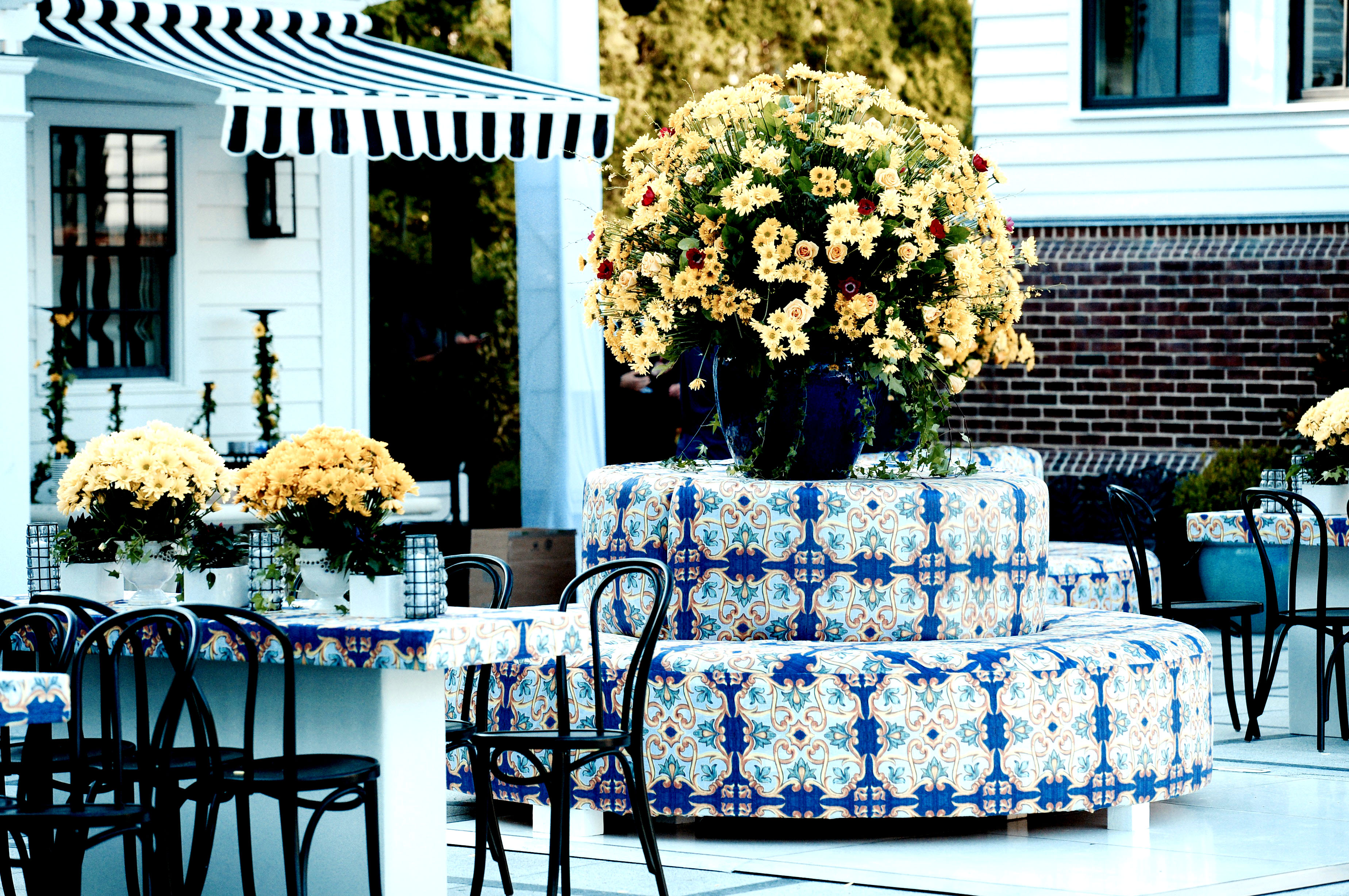 Dolce & Gabbana Inspired Party - Birch Event Design