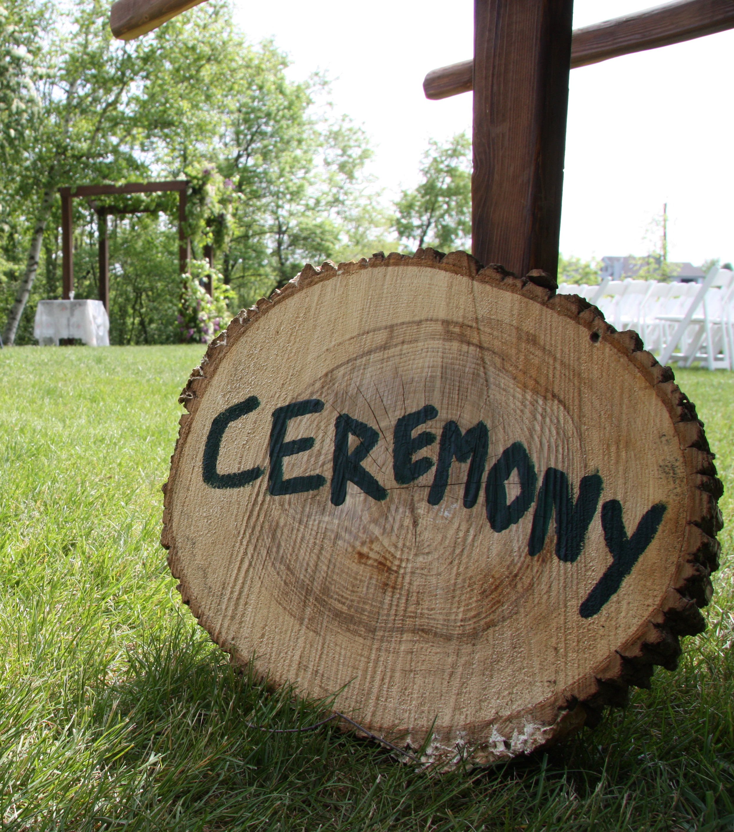 Wisconsin Tent Wedding - LOLA Event Productions