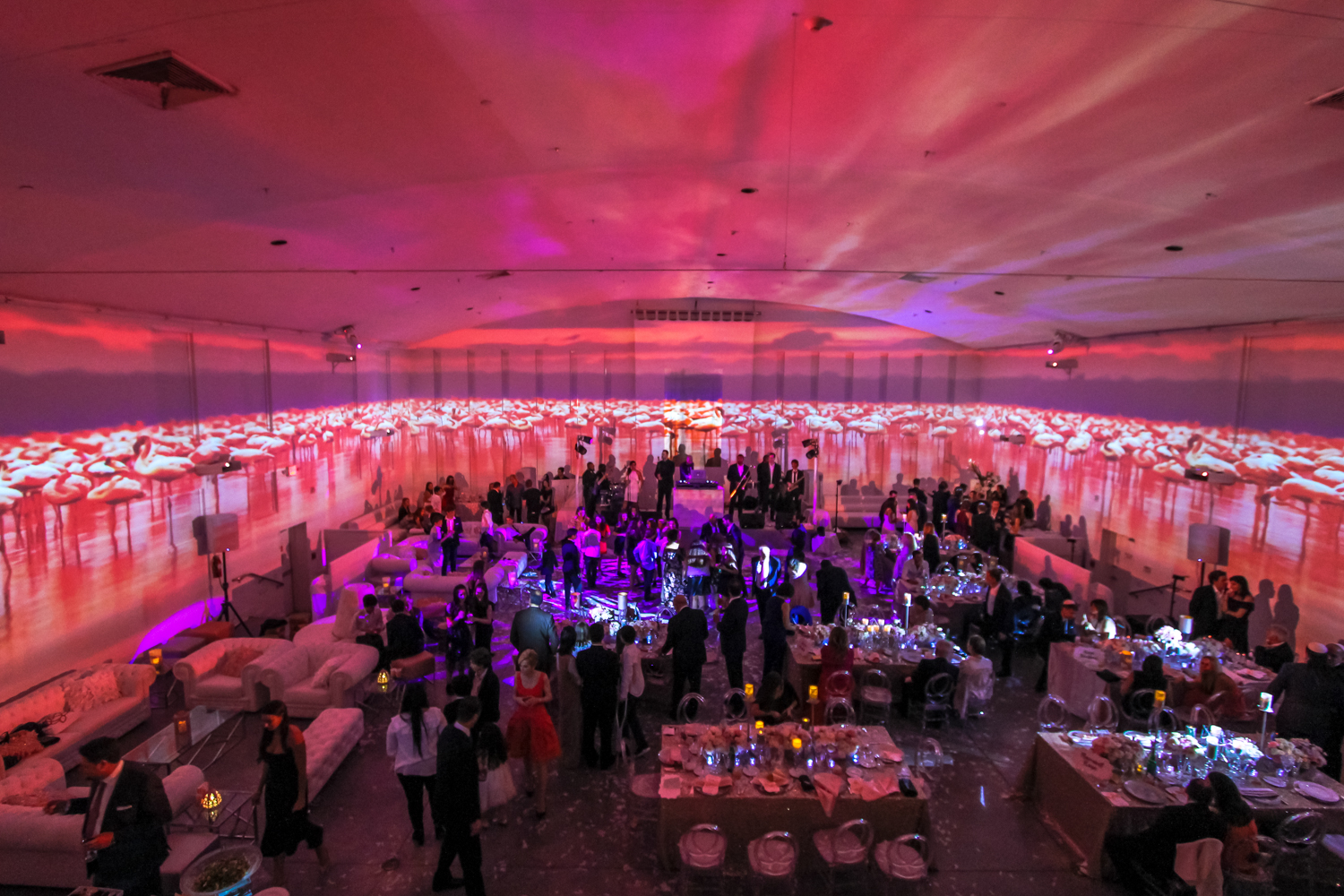 SOFT PINKS, GLITZ AND ELEGANCE - A BATMITZVAH FULL OF BEAUTY - THE TEMPLE HOUSE