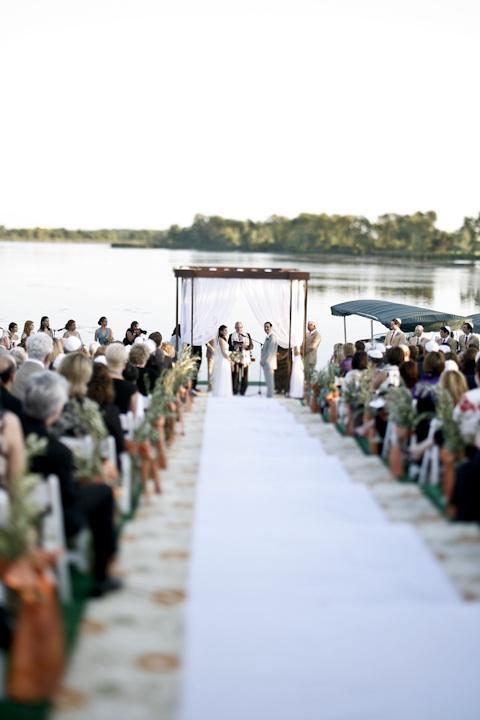 Lake Geneva Tent Wedding - LOLA Event Productions