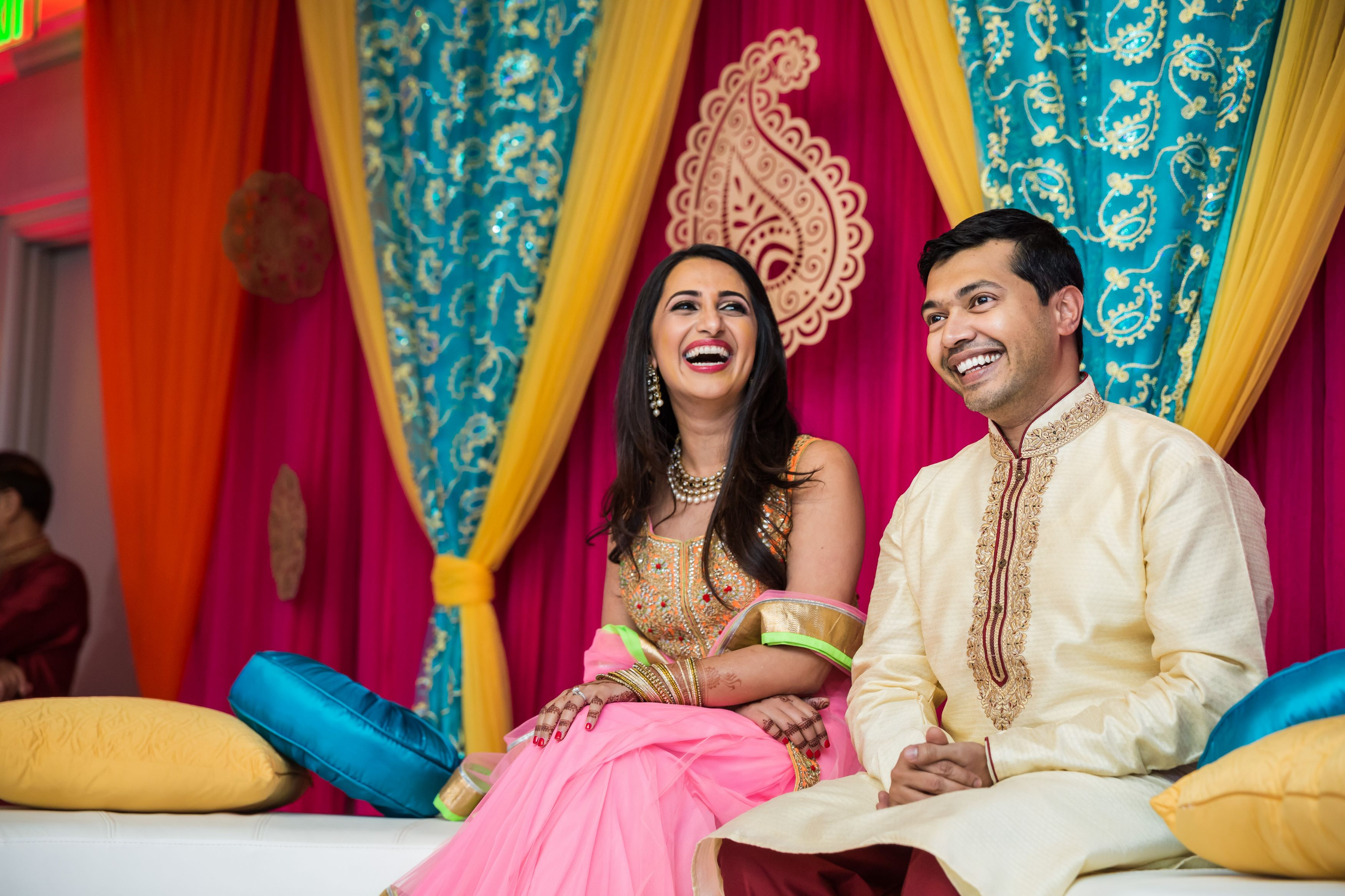 Grand Southasian Wedding Celebration - Divine Occasions