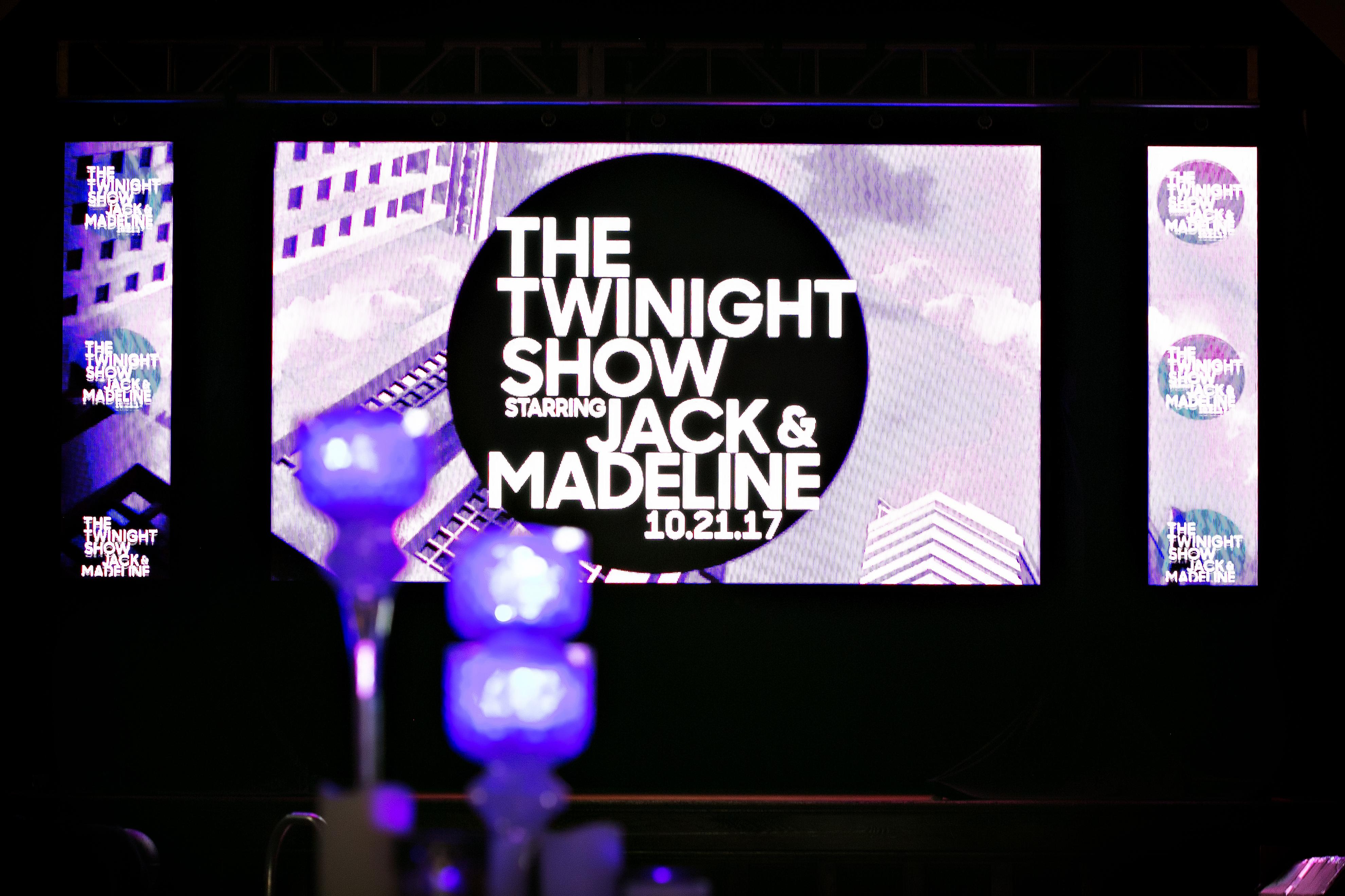 The Twinnight Show B'nai Mitzvah - Elaine Klein Events