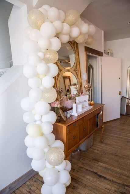 Baby Dior 1st Birthday Party - Wrap It Up Parties