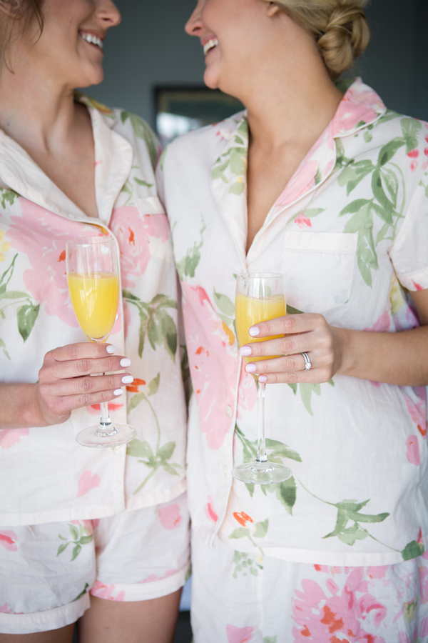 Modern Romance Military Wedding - Melissa & Beth