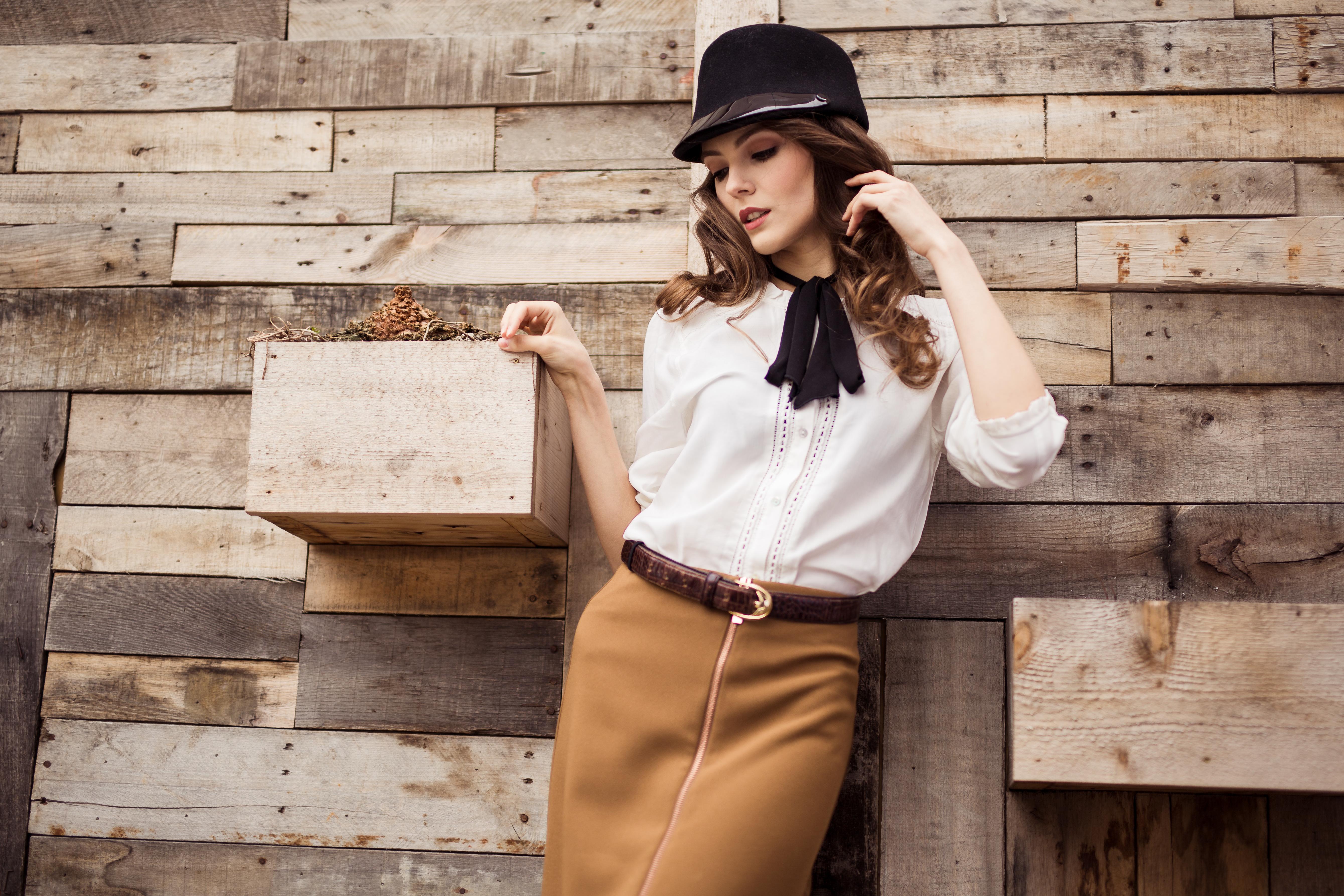 Fashion Lookbook Commercial Portrait Photography