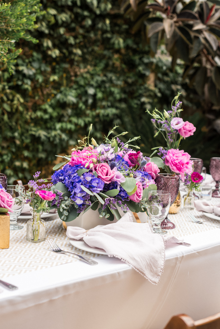 Spring Backyard Soiree - Meadows Events