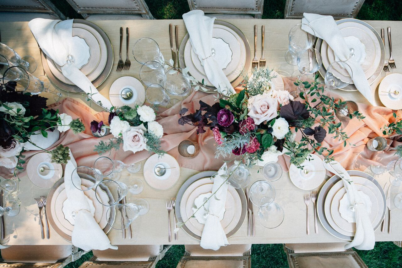 Idyllic Napa Celebration Inspiration - Marilyn Ambra Party Consultants