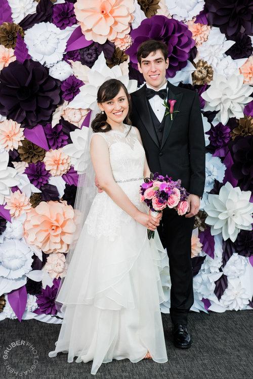 Spring Cherry Blossom Wedding - NYLUX Events