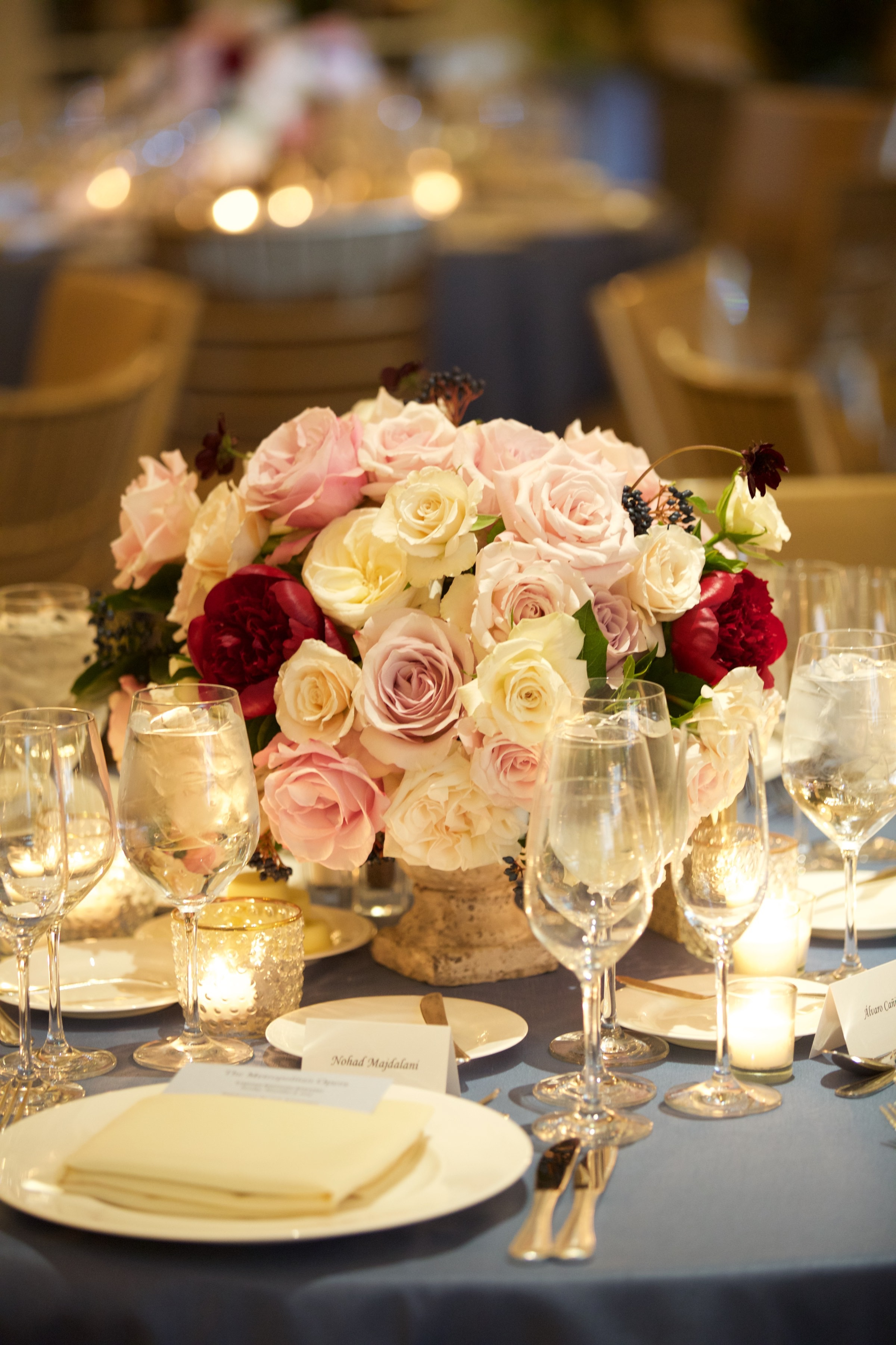 Met Opera Dinner - Petal Design Studio