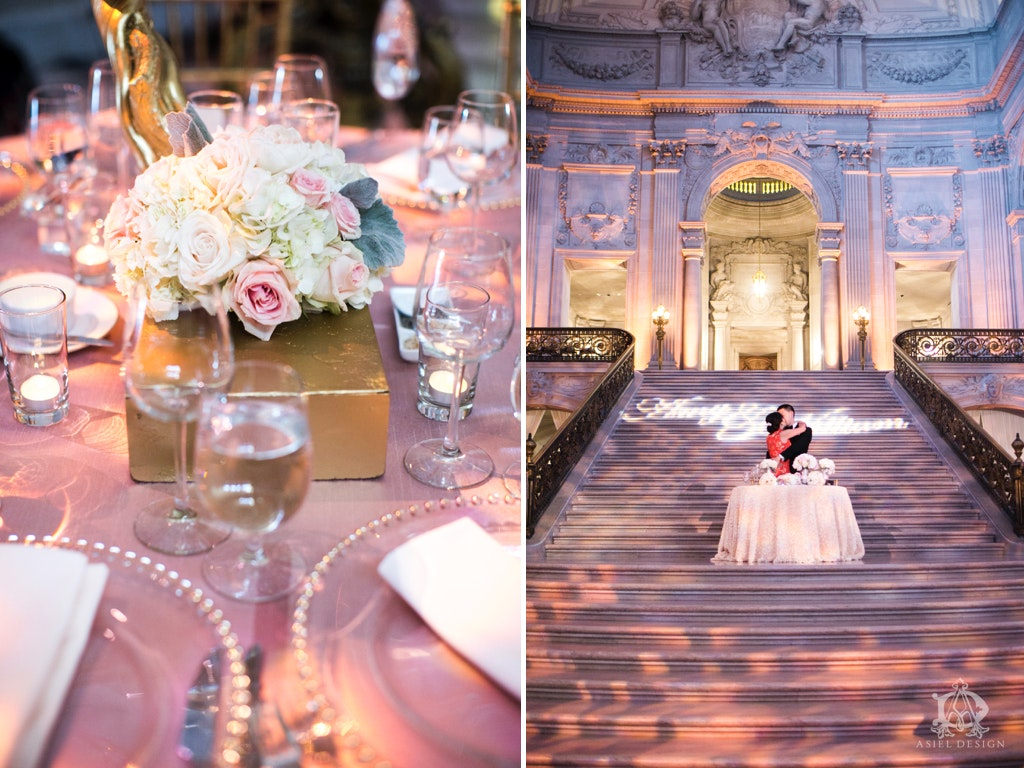 Asiel Design | Amy + William | PartySlate