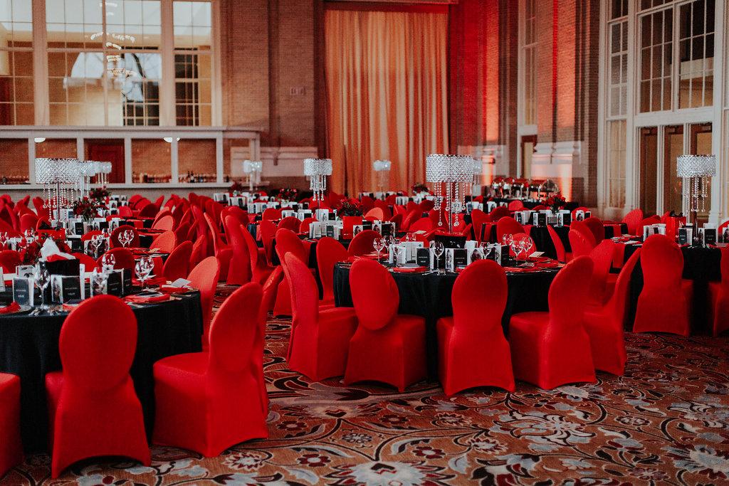 Rhapsody in Red - Cherish Uganda Gala - Pop Parties