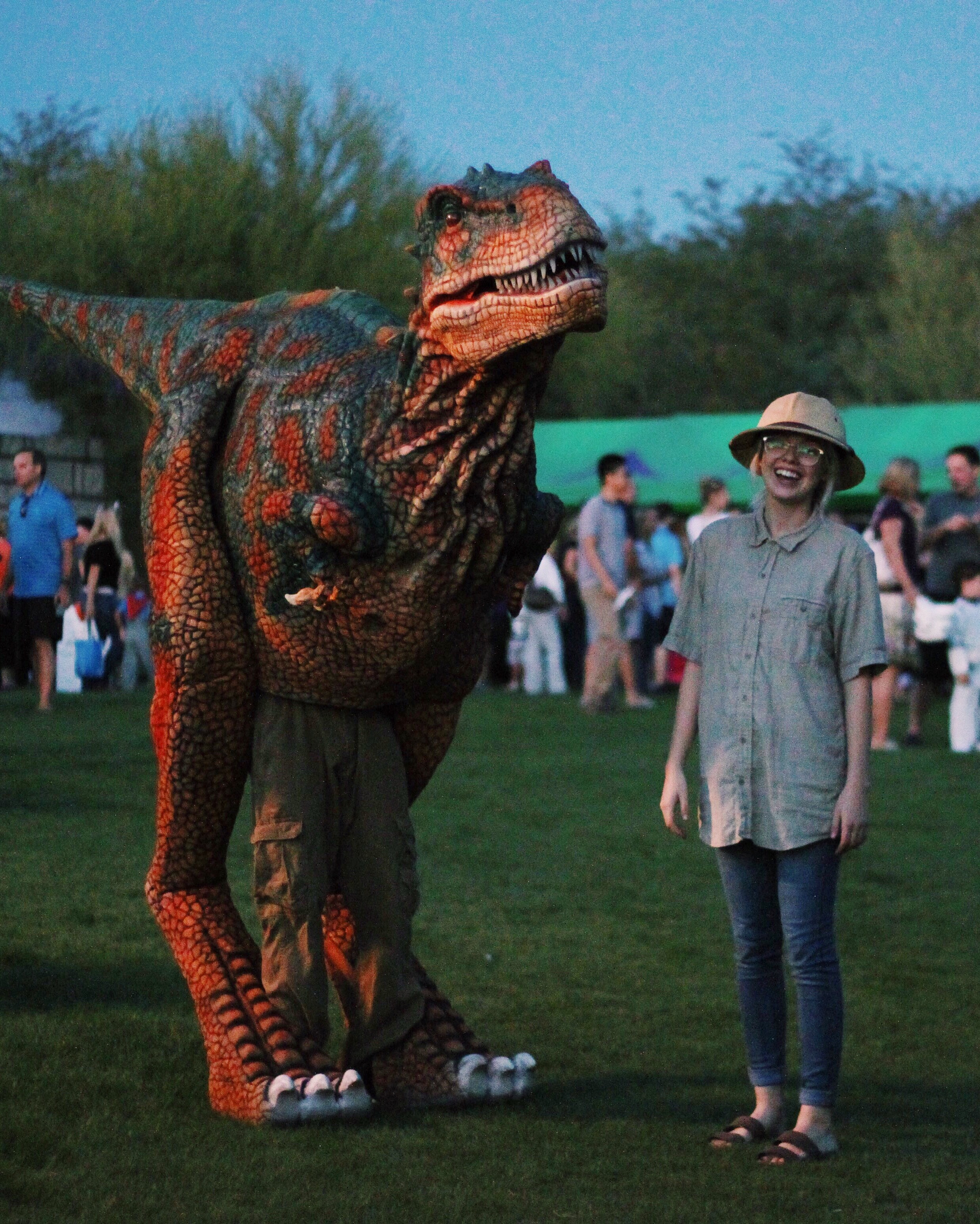 Jurassic Ranch - Scottsdale, AZ - Dinosaur Events