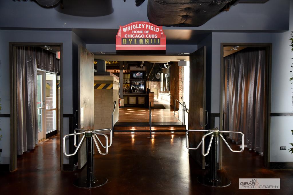 Wrigley Field Theme Bar Mitzvah - Partie Girl/Tracie Simkin