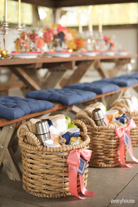 Crisp Fall Garden Engagement Party - Bliss Weddings & Events