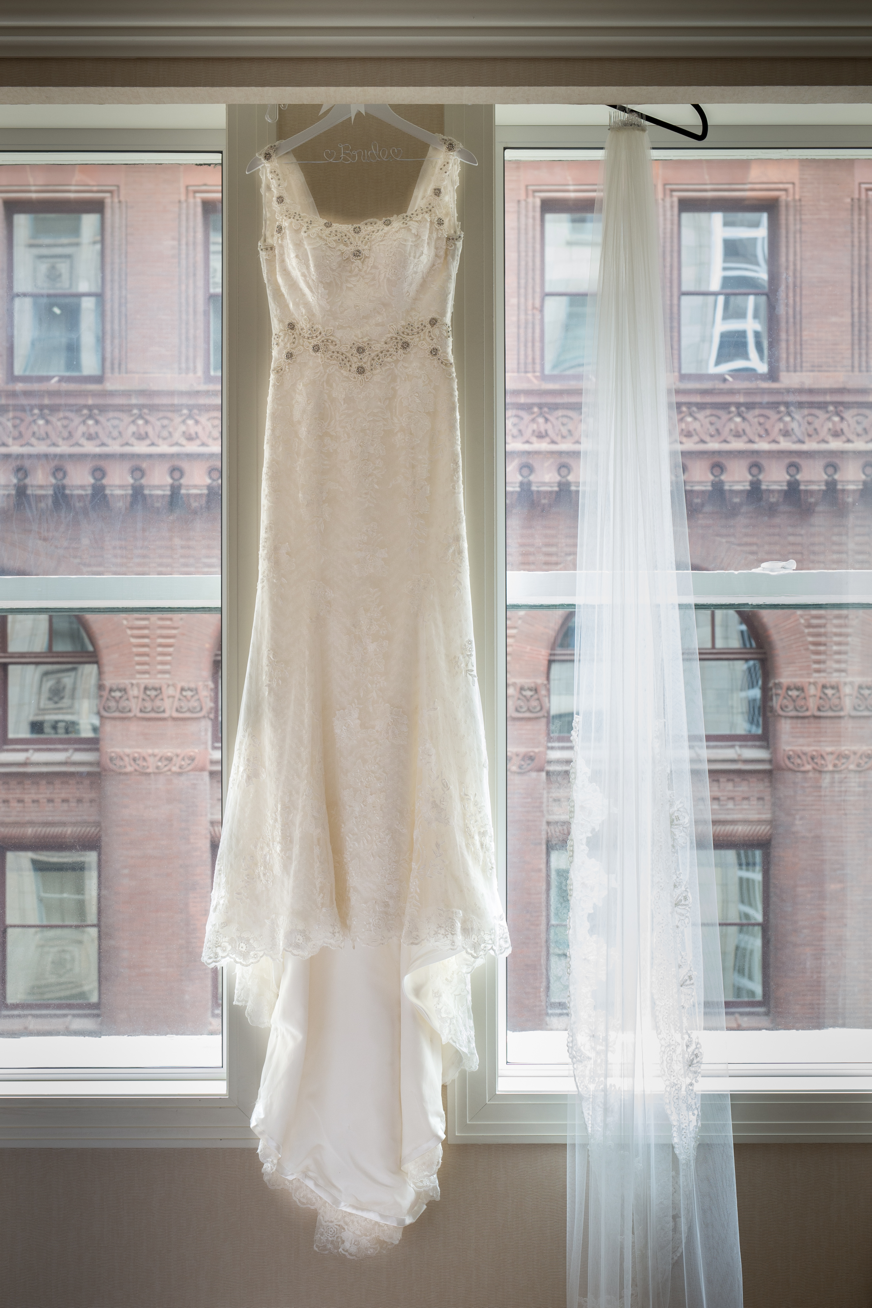 Chicago Ballroom Wedding - Andre LaCour Photography