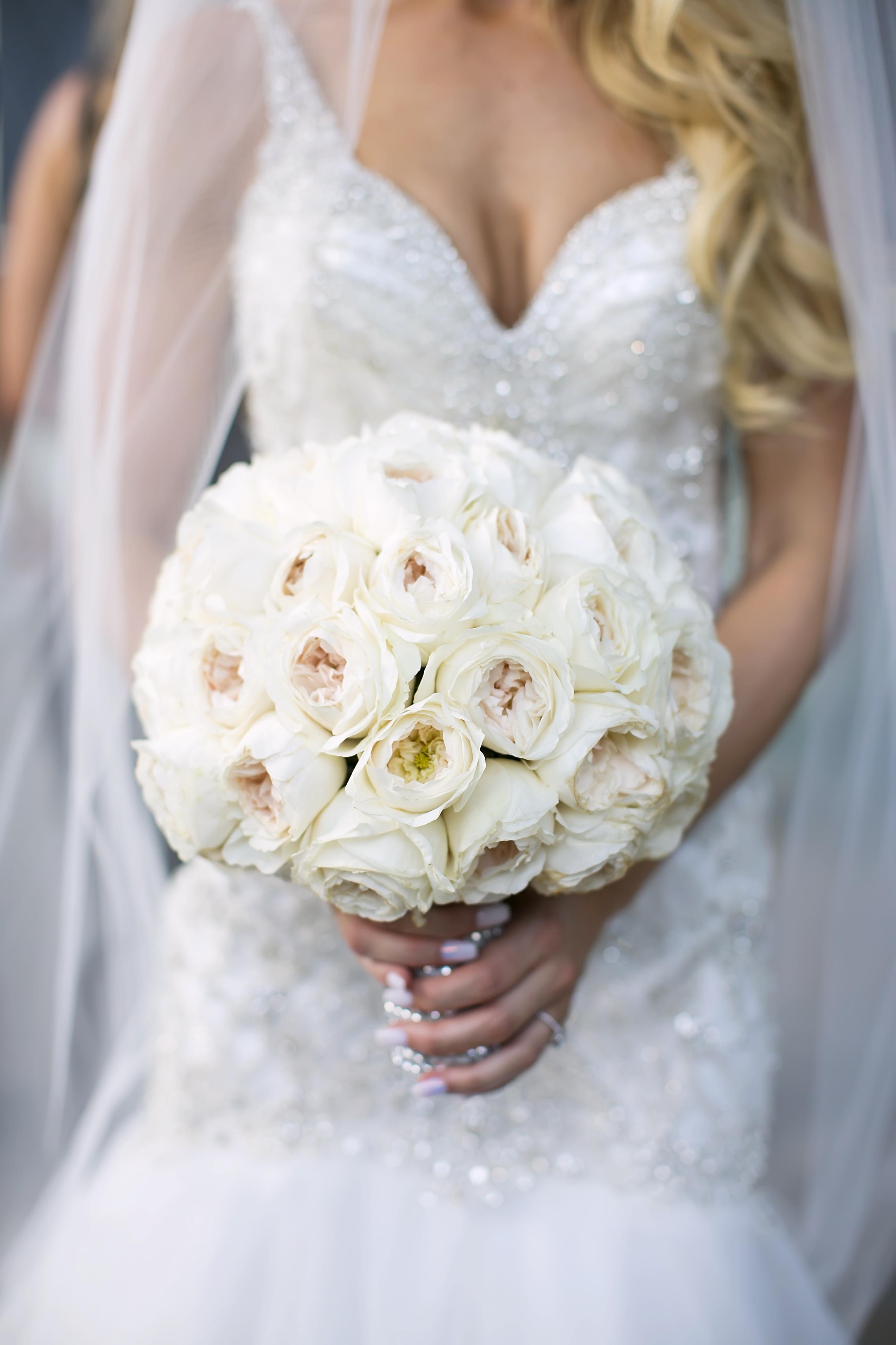 Black Tie Wedding - Posh Floral Designs