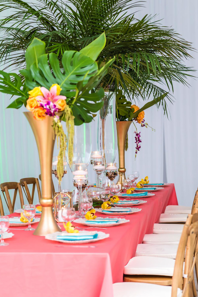 A Tropical Fiesta - J Loft