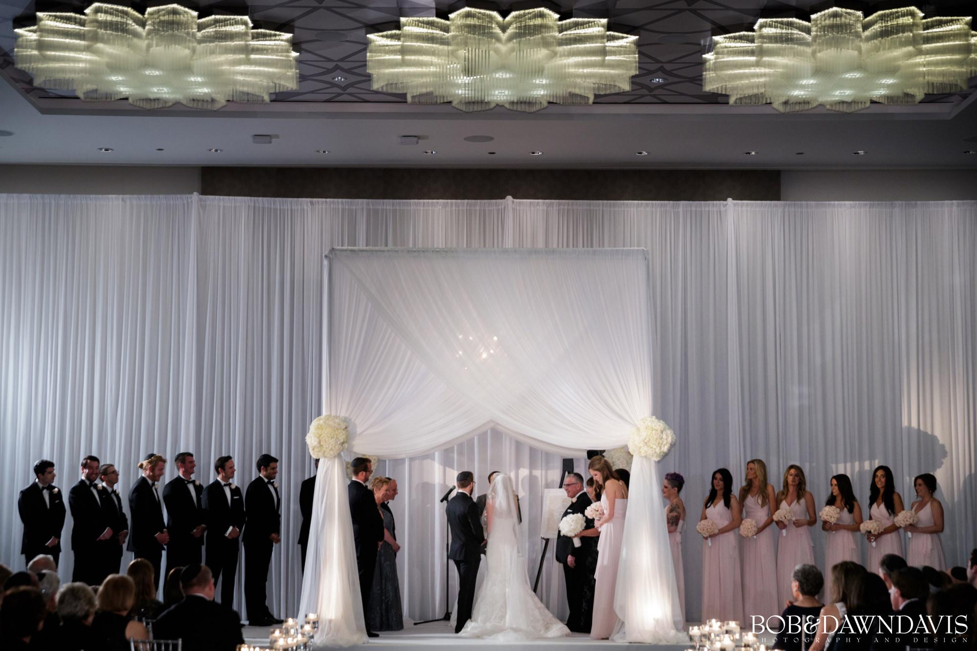 Wedding at Loews Chicago Hotel - Platinum Events