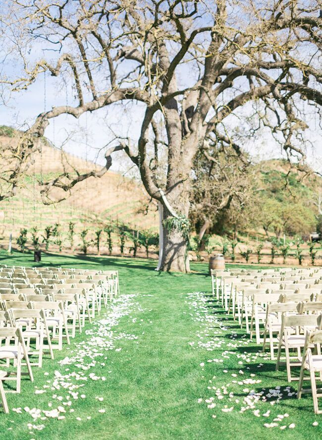 Romantic Rustic Wedding - Triunfo Creek Vineyards