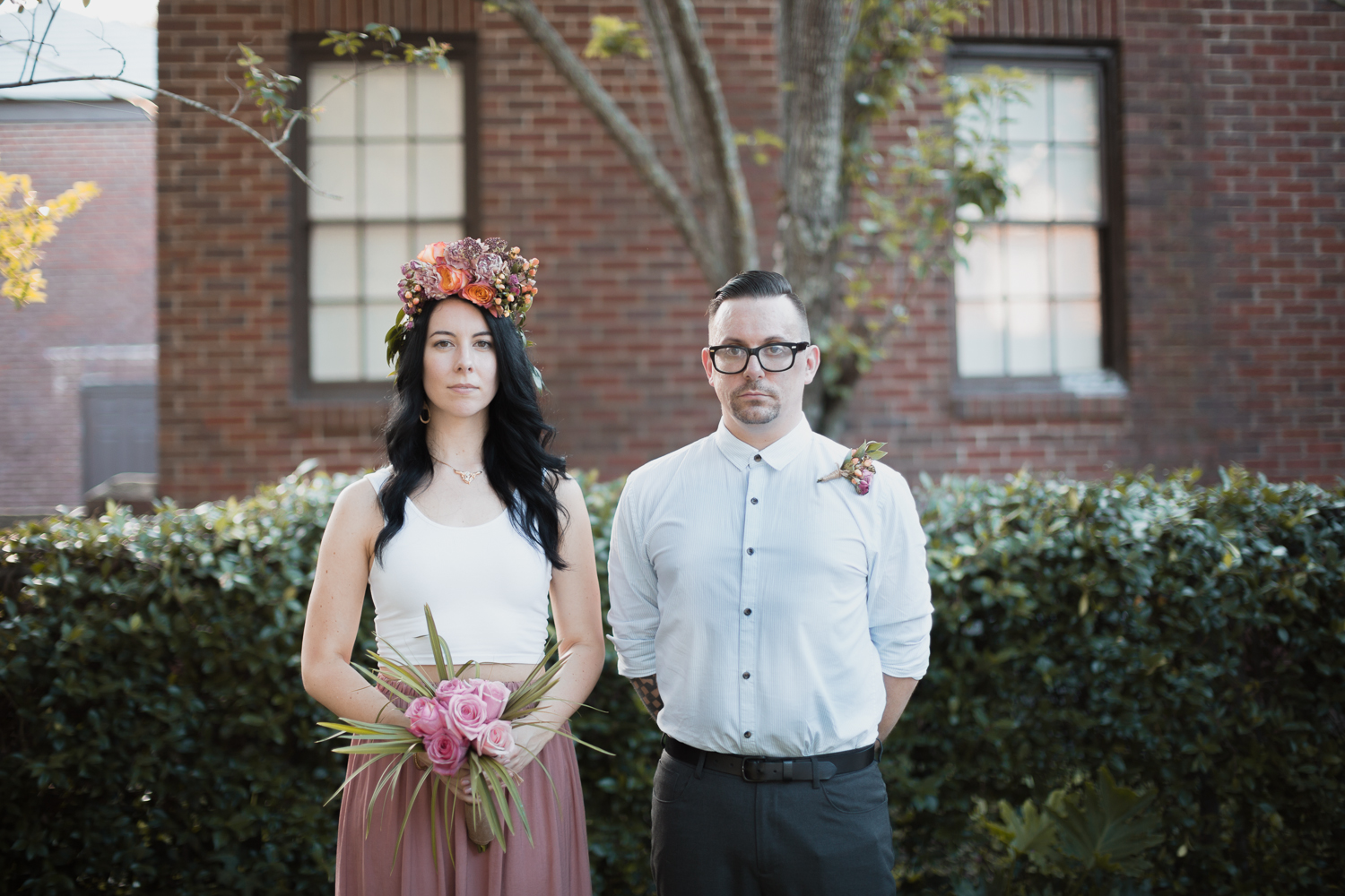 Savannah Backyard and BBQ Cantina Wedding - Thistle + Twine Atelier