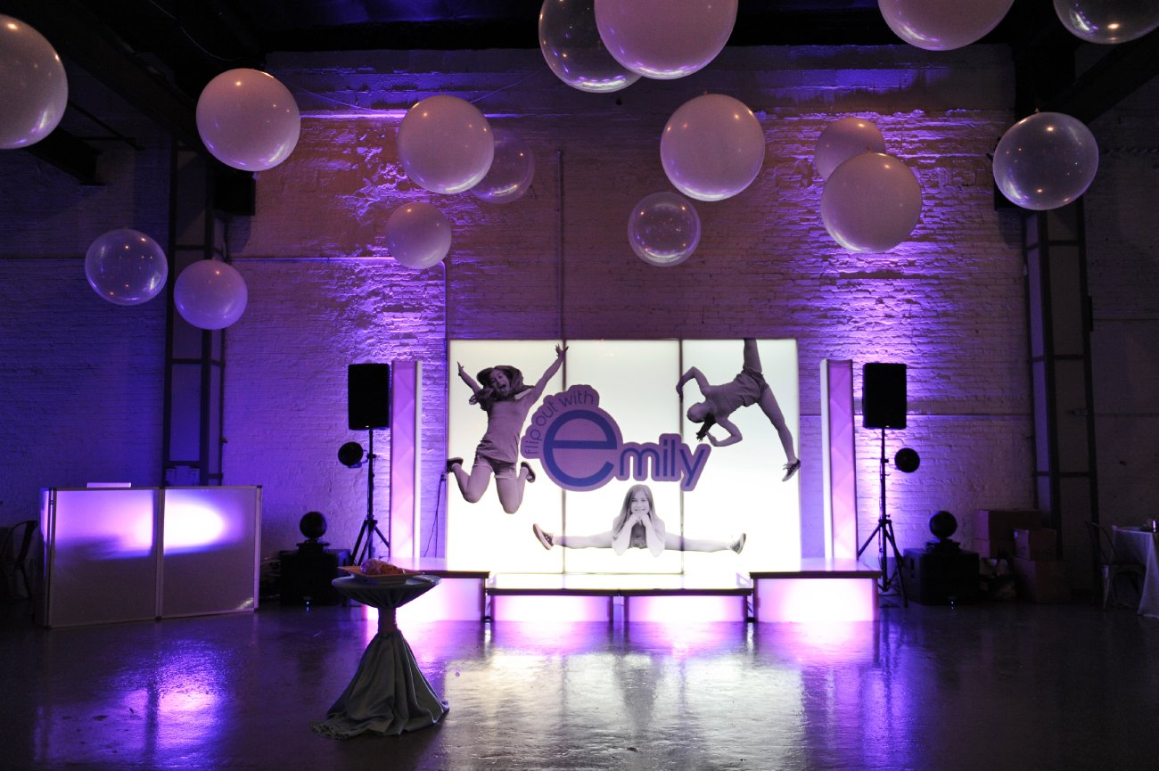 Modern Bat Mitzvah - Epic Events