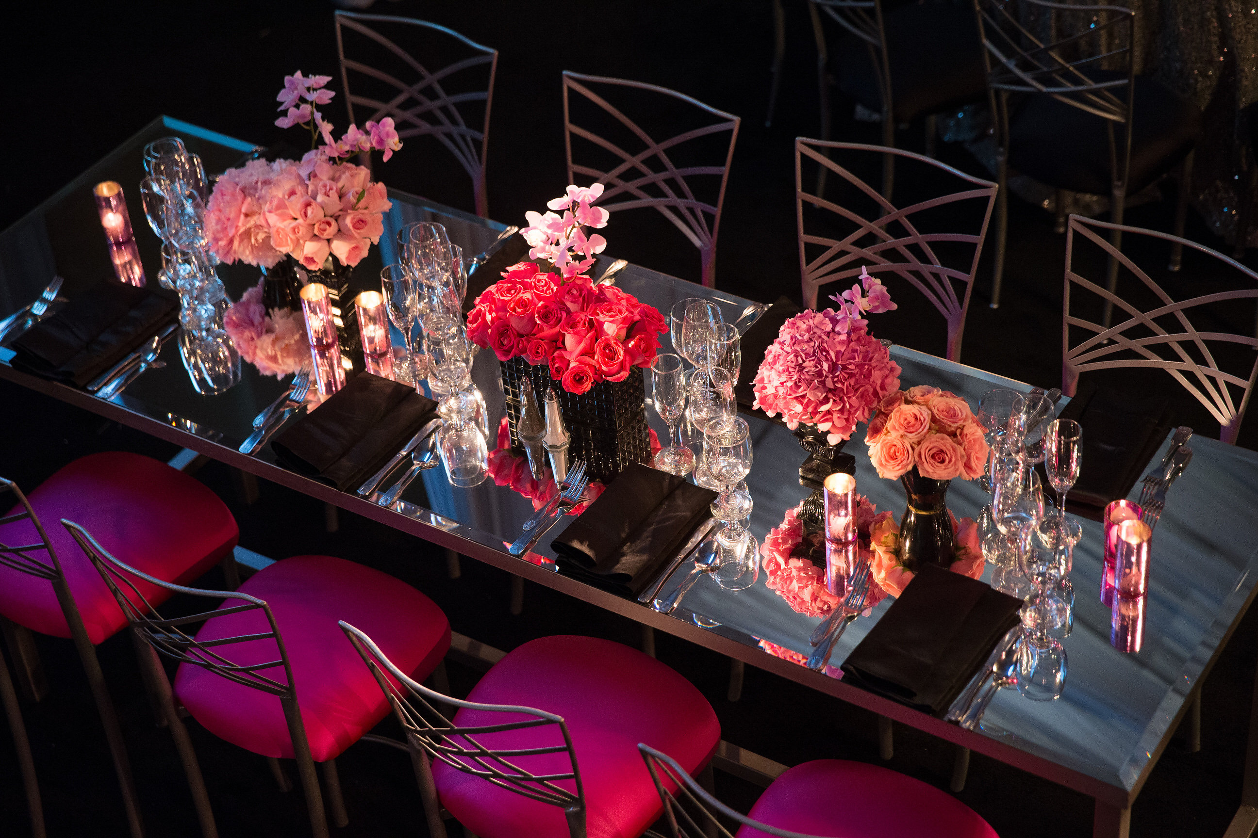50 and Fabulous Milestone Birthday - International Event Company