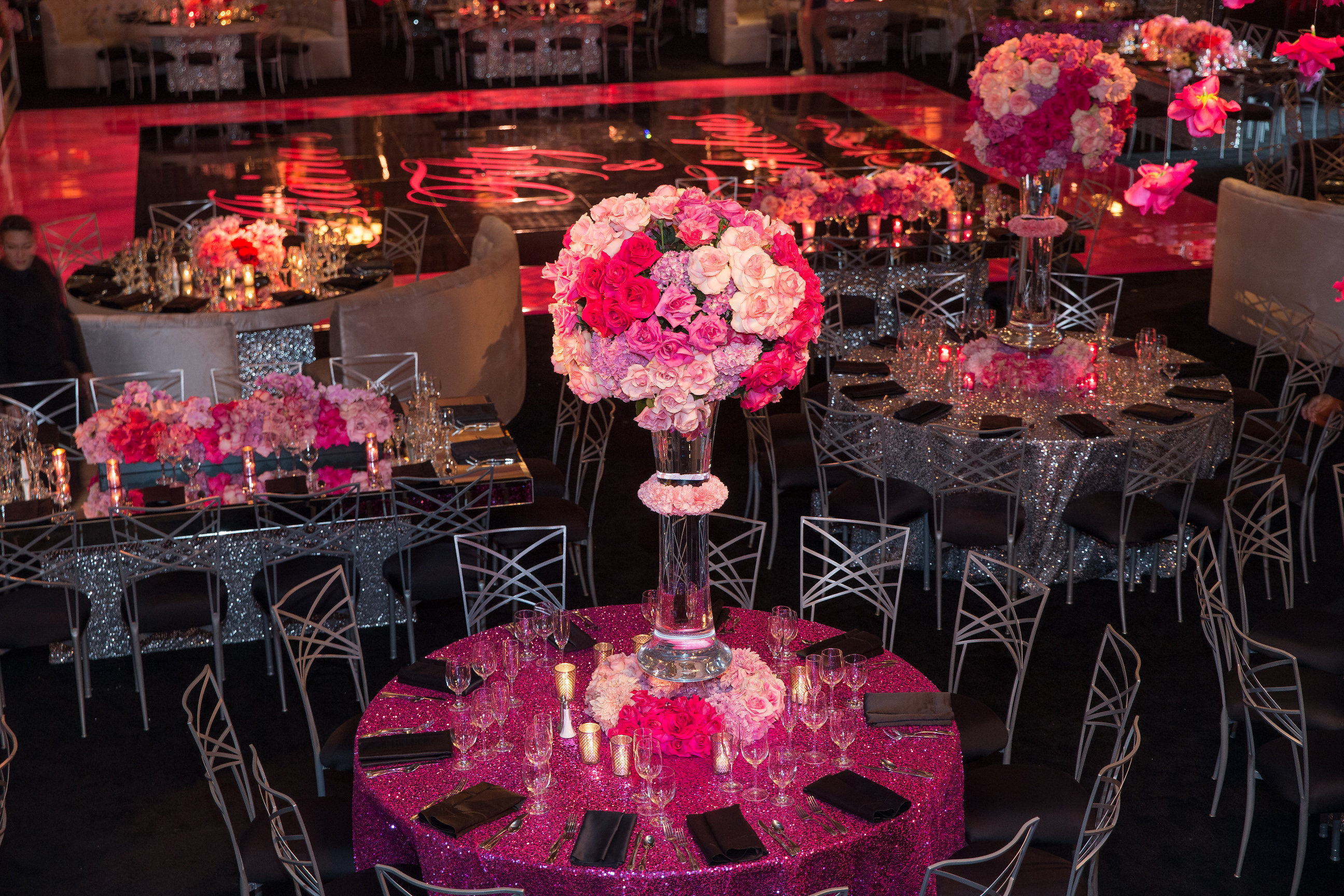50 and Fabulous Milestone Birthday - International Event Company
