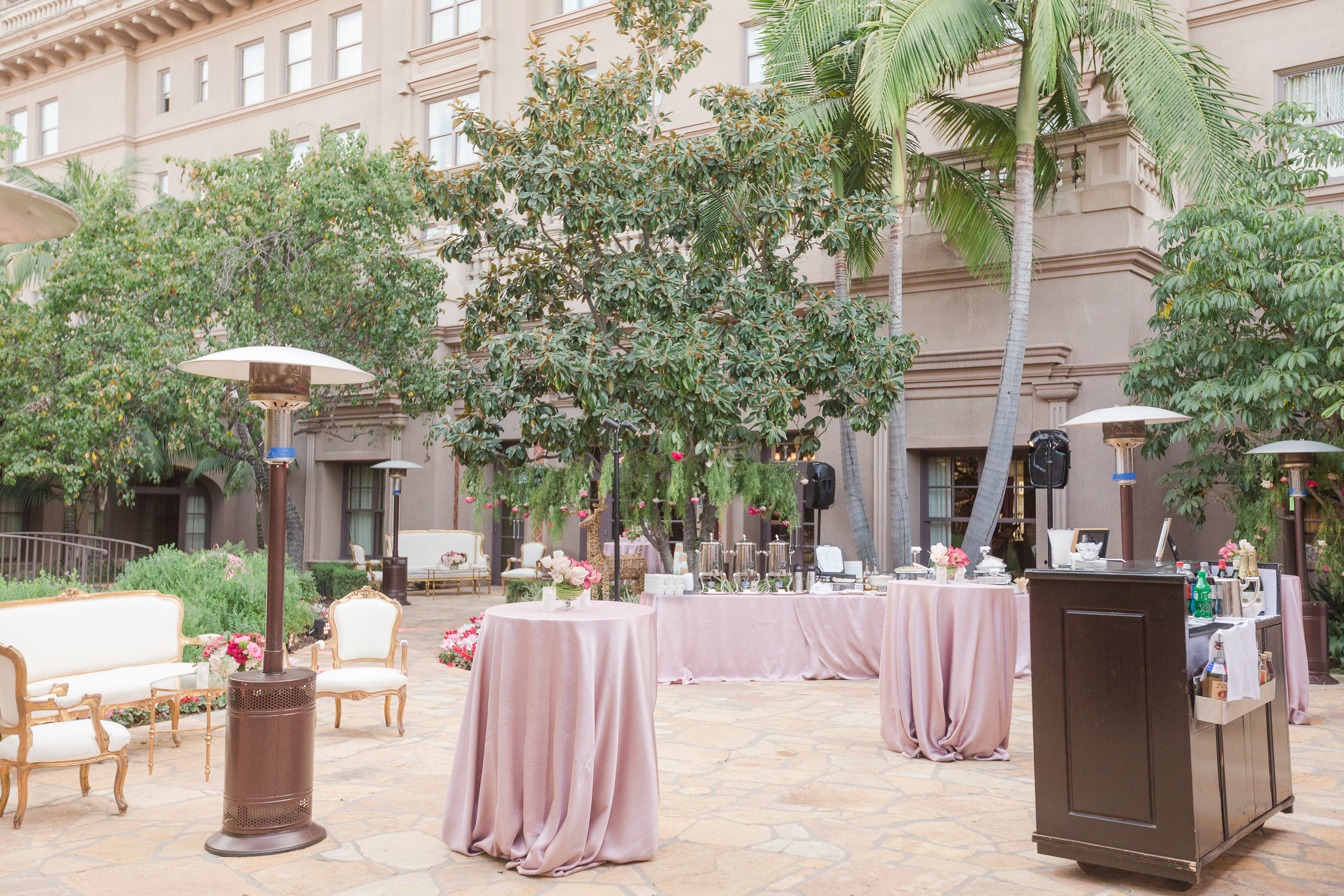 Wedding Vendor Appreciation Reception - The Langham Huntington Hotel
