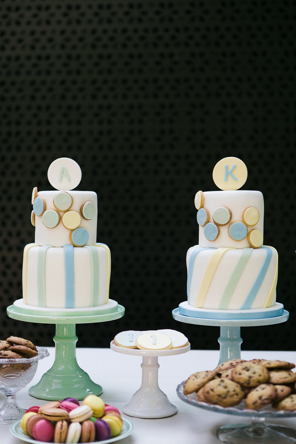 Paris birthday party for twin boys - Fête in France