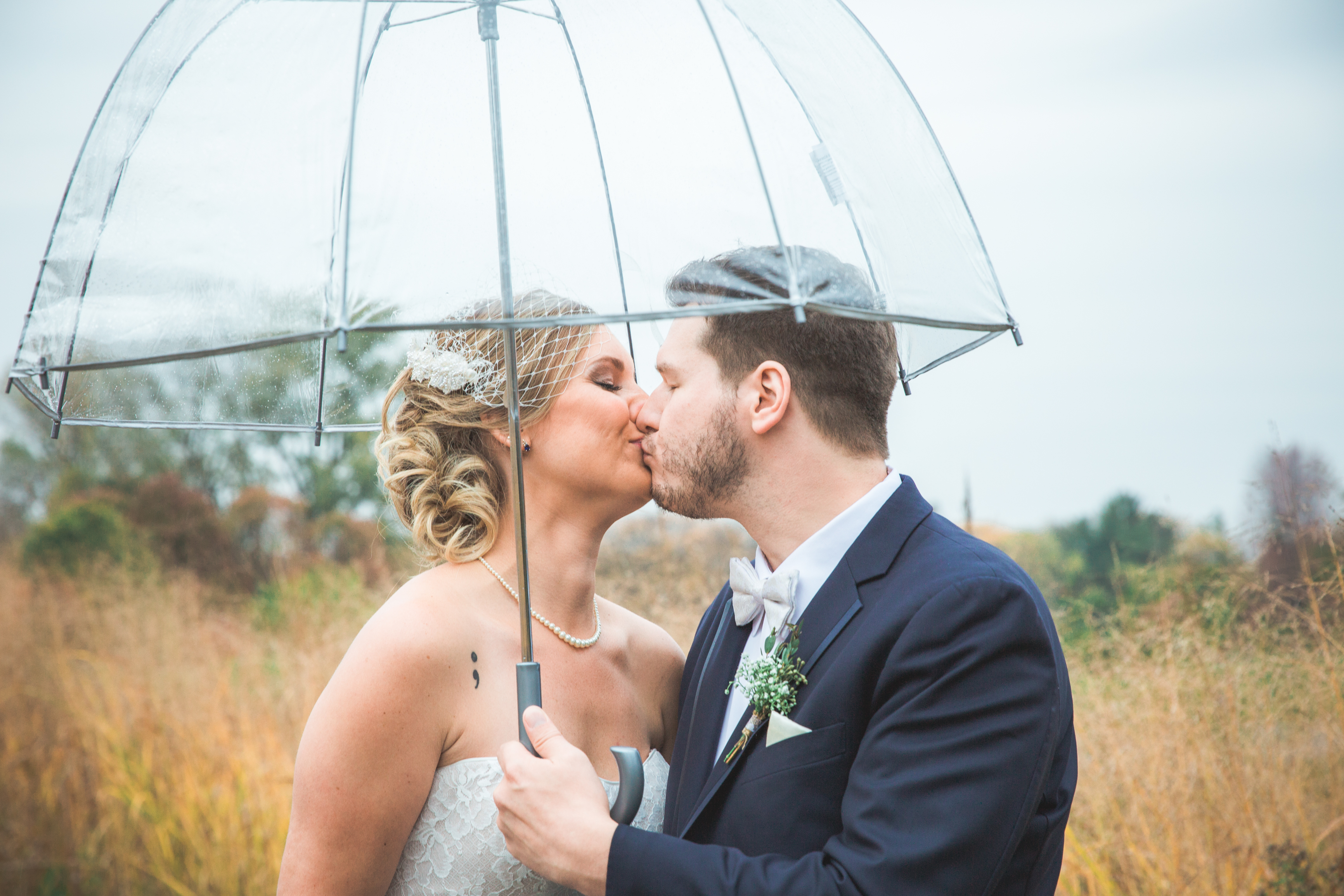 Contemporary Autumn Wedding - Mike Staff Photography Michigan
