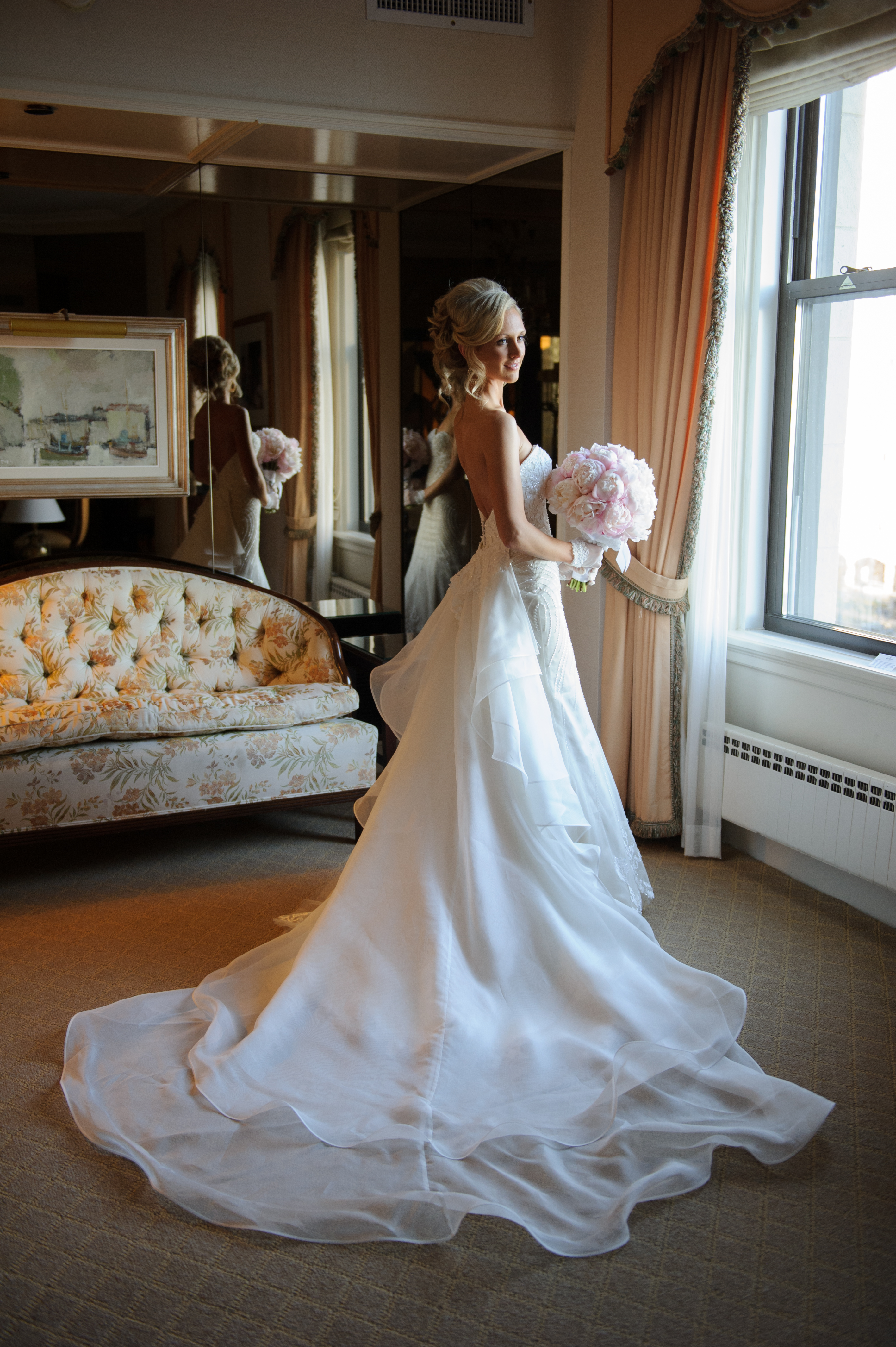 Wedding at The Drake Hotel - Platinum Events